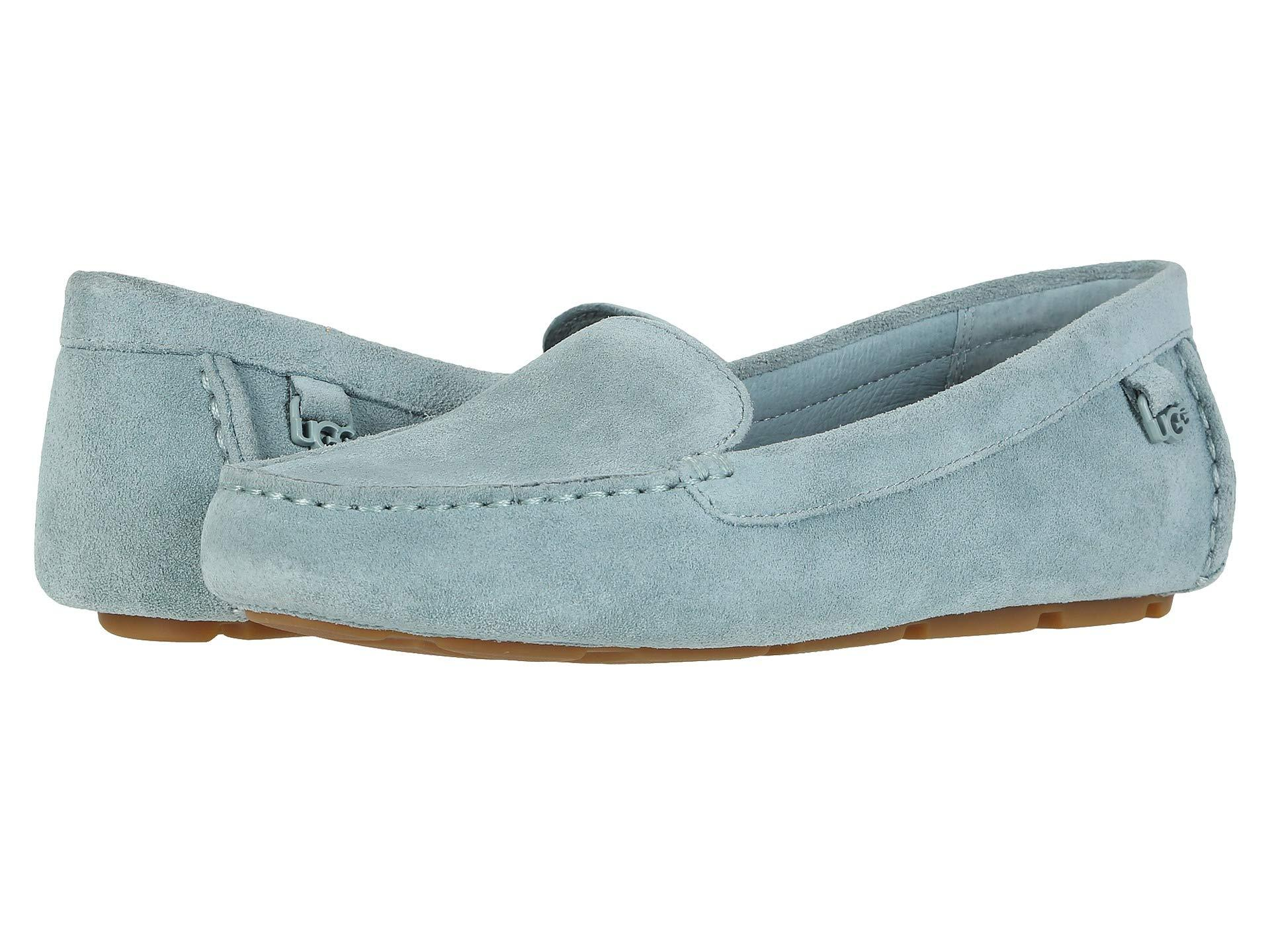09a22e5959a Lyst - UGG Flores (sweet Sangria) Women s Sandals in Blue