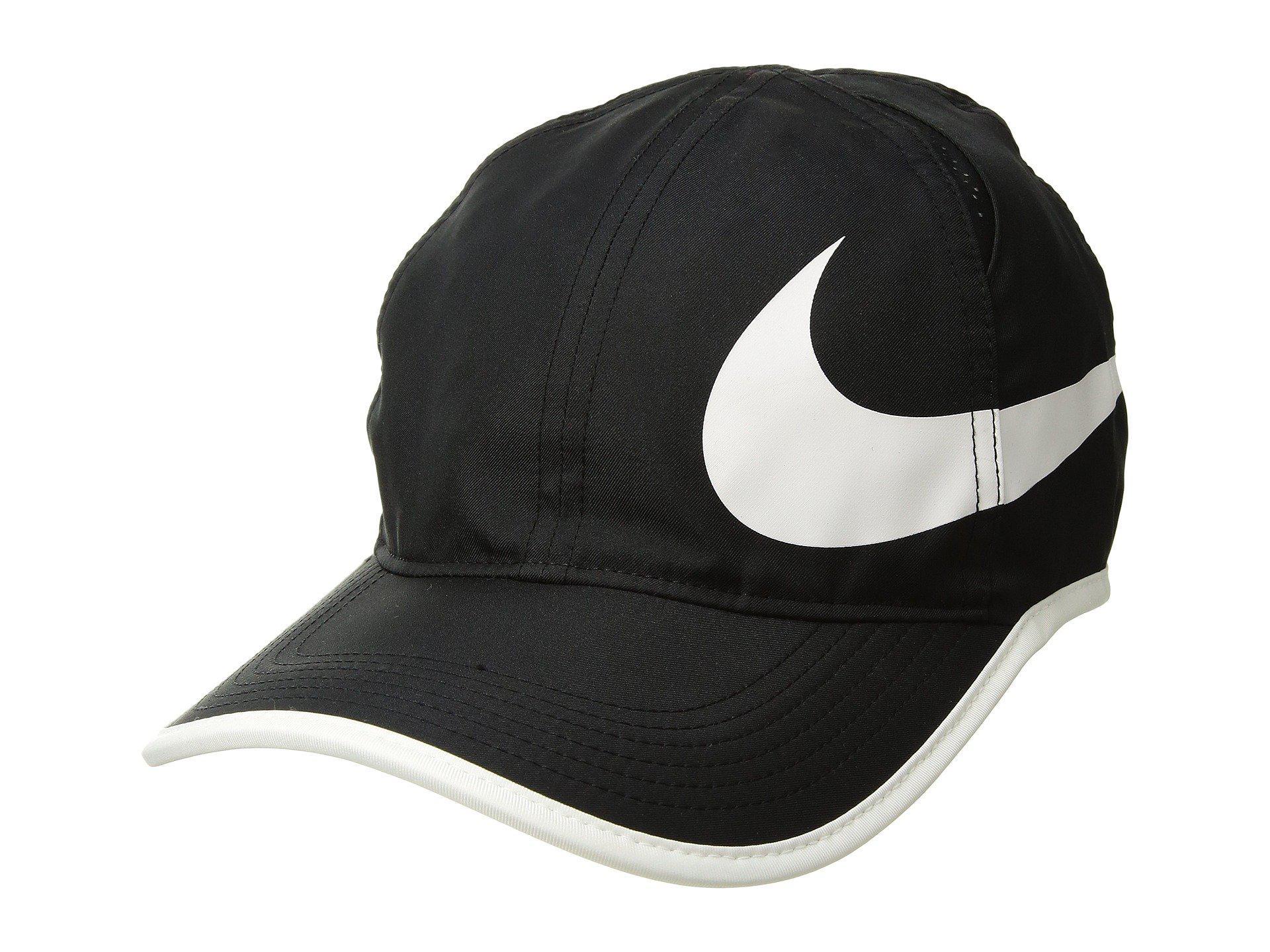 966992b87644c1 Nike Court Aerobill Featherlight Tennis Cap (cool Grey/pure Platinum ...