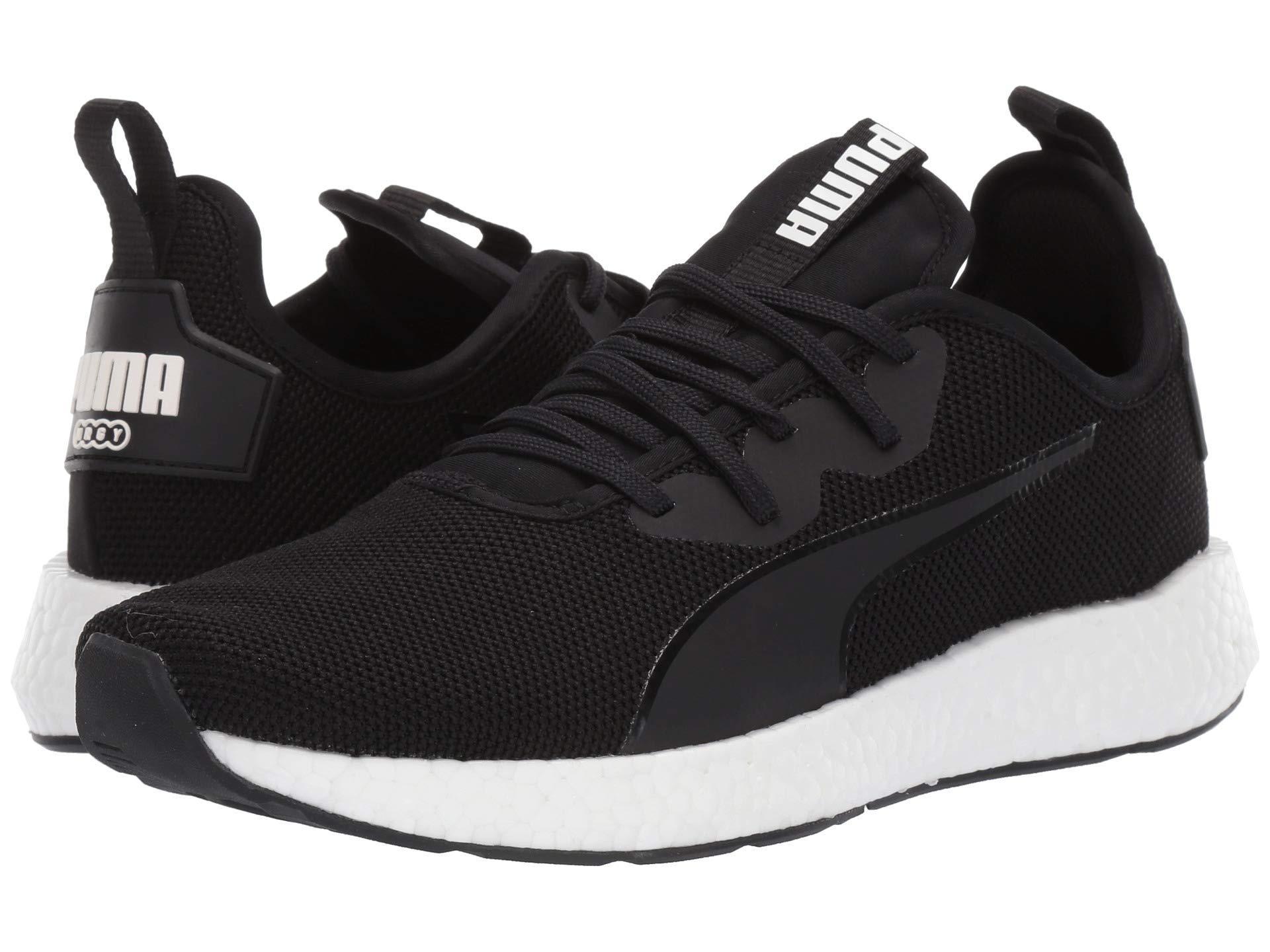 f3d4ca0fe6a PUMA - Nrgy Neko Sport ( Black  White) Women s Shoes - Lyst. View fullscreen