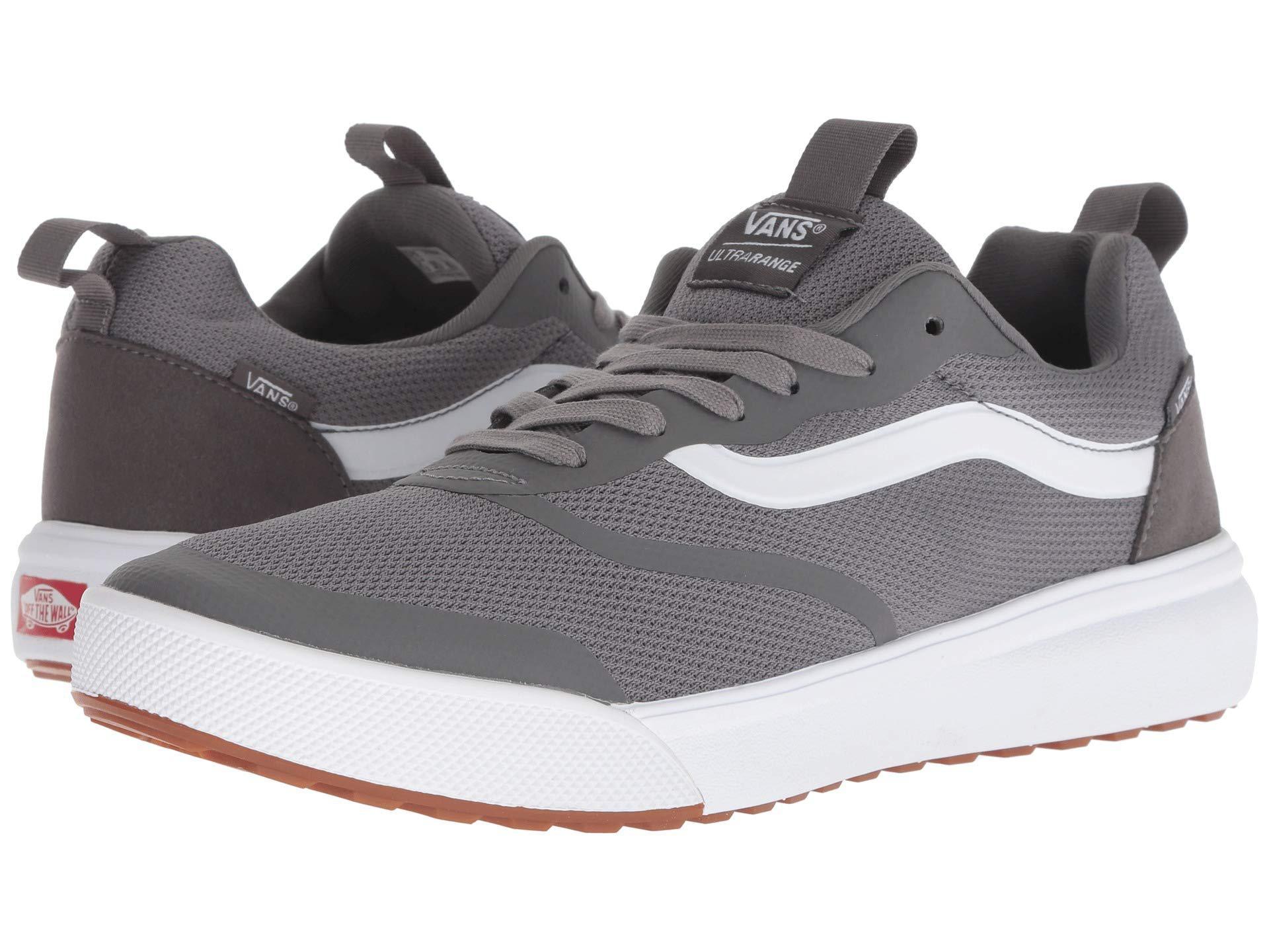 6d5fe6d16dcdd0 Lyst - Vans Ultrarange Rapidweld  18 (black black) Skate Shoes for Men