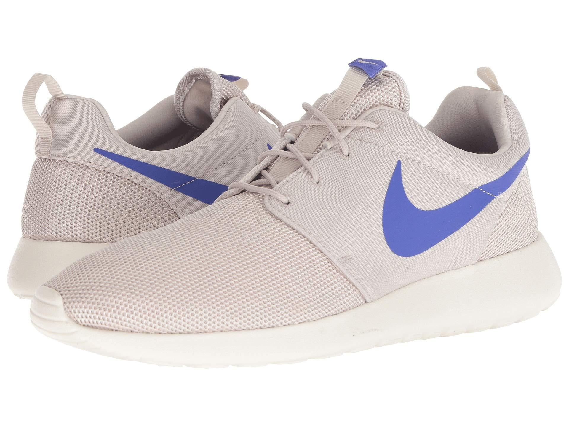 b26fa4a511fa Lyst - Nike Roshe One (light Taupe black sail) Men s Classic Shoes ...