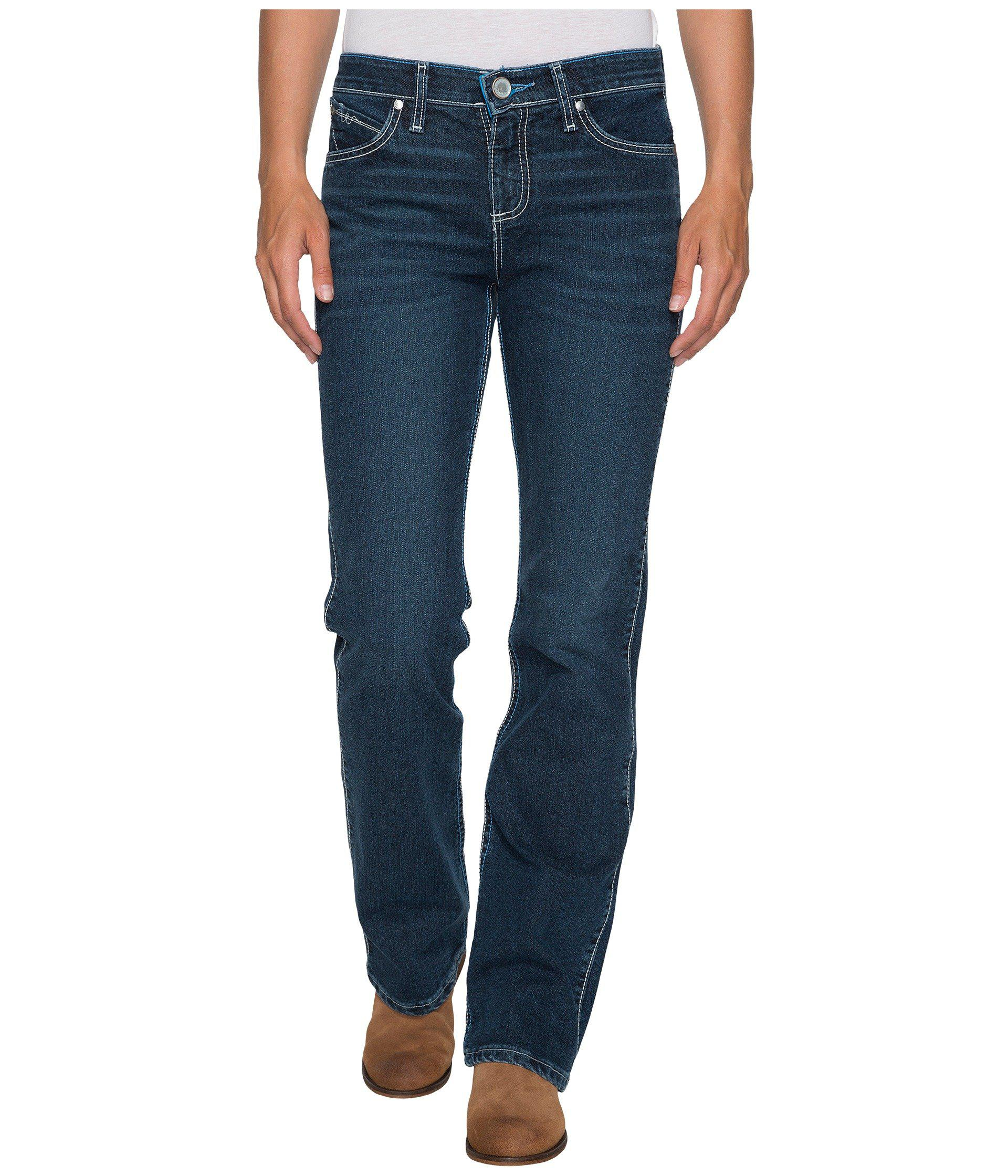 Lyst Wrangler Cool Vantage Q baby Jeans in Blue for Men