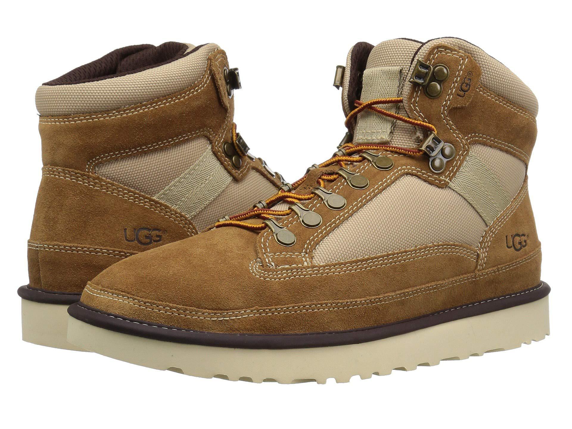 black ugg men boots