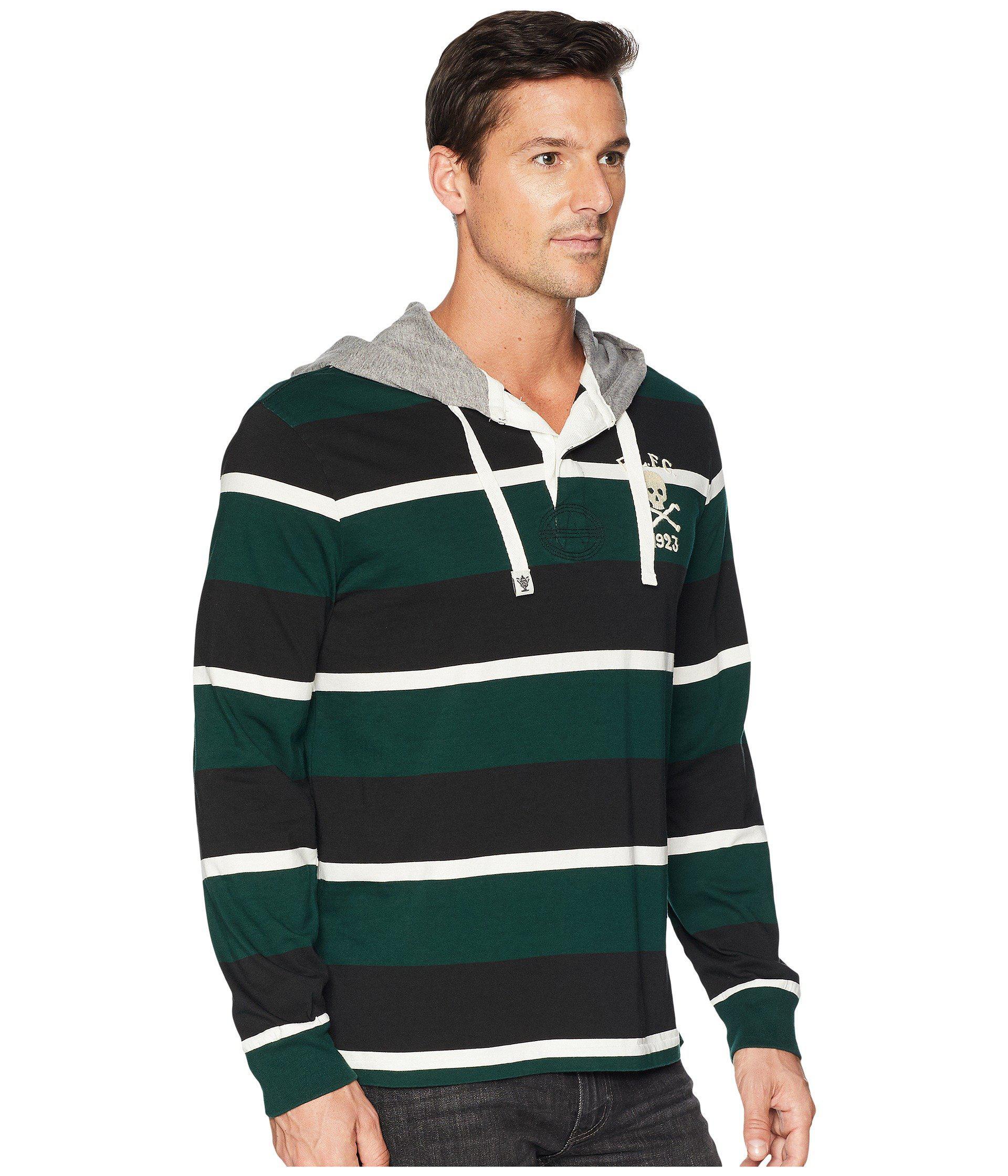 6d2c6938e Polo Ralph Lauren Rugby Jersey Pullover T-shirt (classic Wine) Men's ...