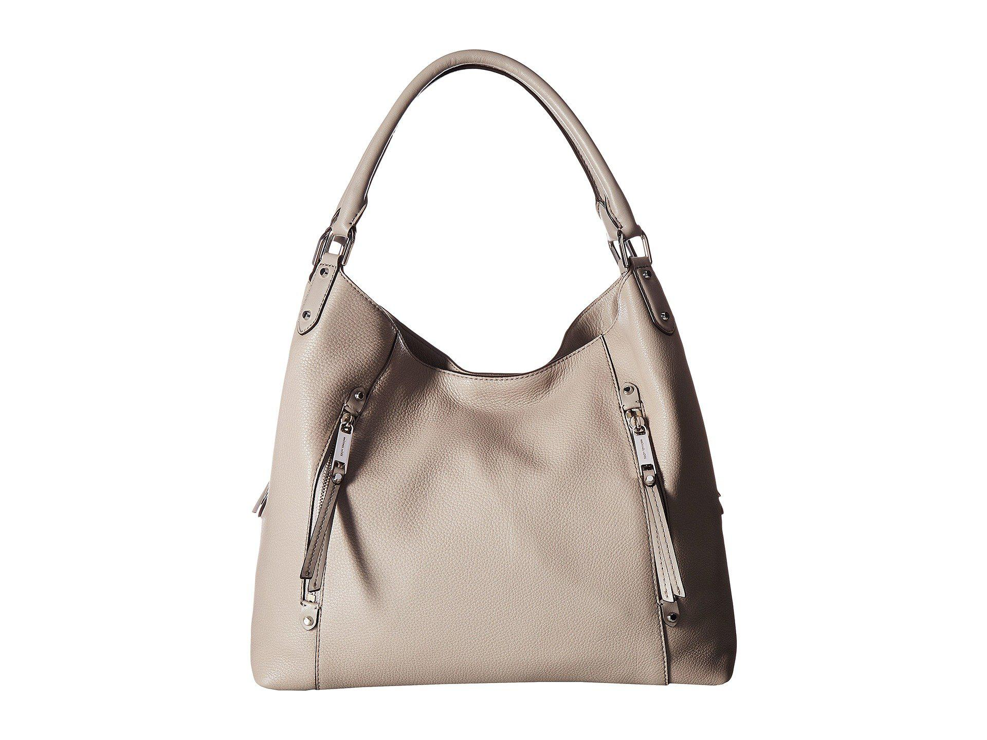 0ebeb7180d Lyst - MICHAEL Michael Kors Evie Large Shoulder Tote in Gray