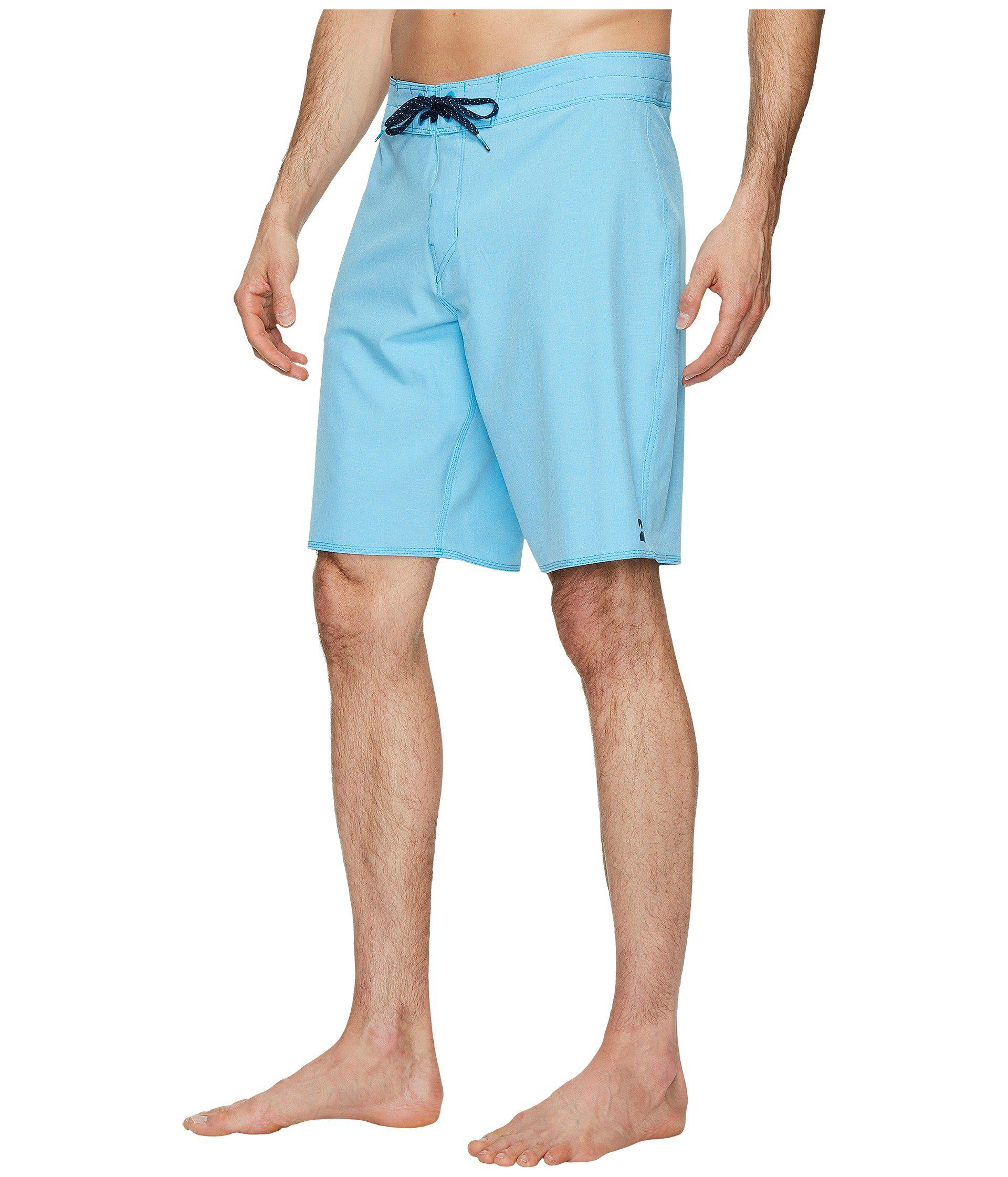 16befae34e78b Lyst - Billabong All Day X Boardshorts (blue Heather) Men's Swimwear in Blue  for Men