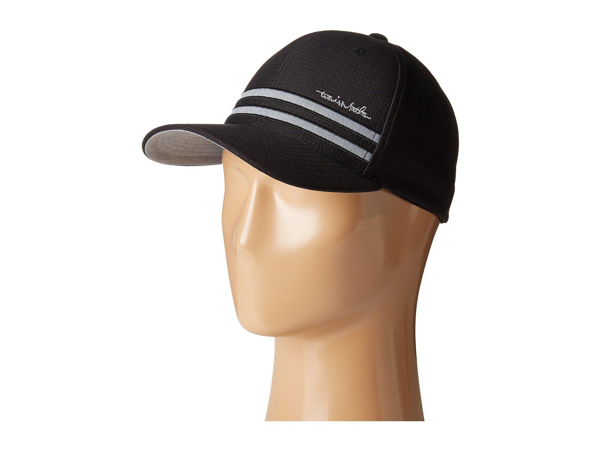 Lyst - Travis Mathew Hout (white) Caps in Black for Men 51300f4bac5c