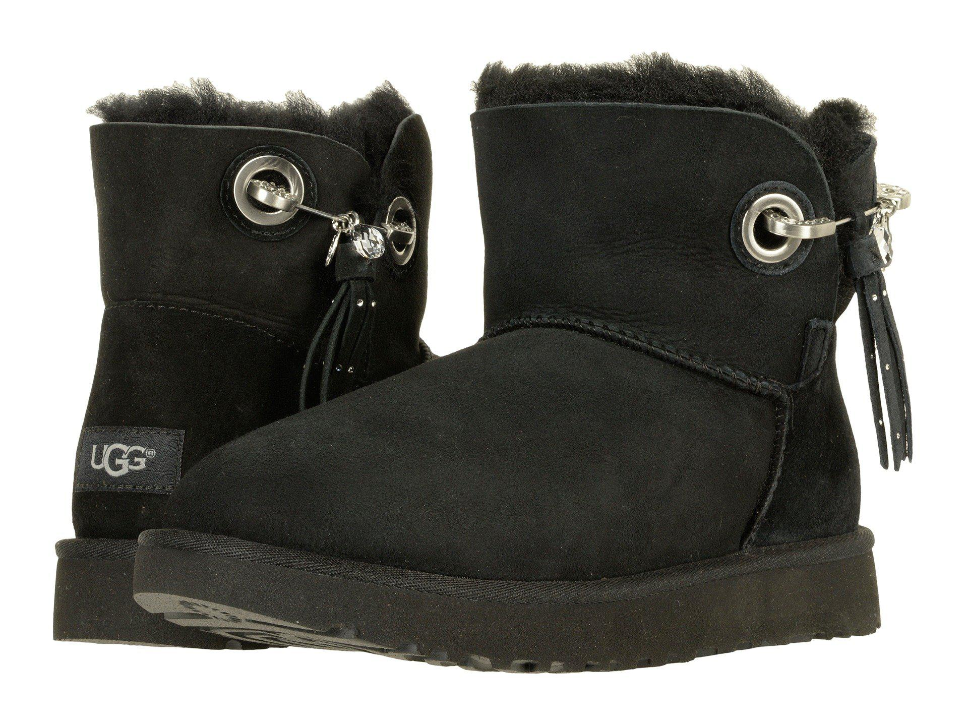 3d782344188 UGG Josey in Black - Lyst