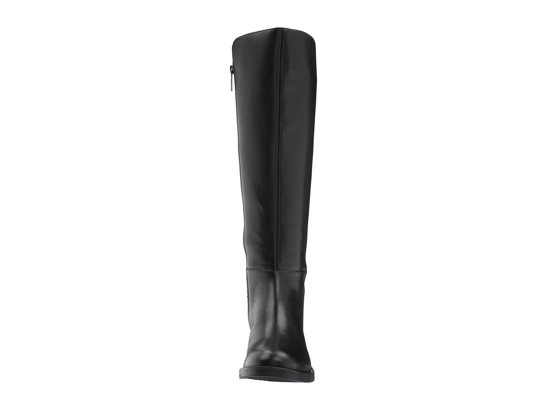 cafe2e3e218 Lyst - Blondo Ellie Waterproof Boot (black Leather) Women s ...
