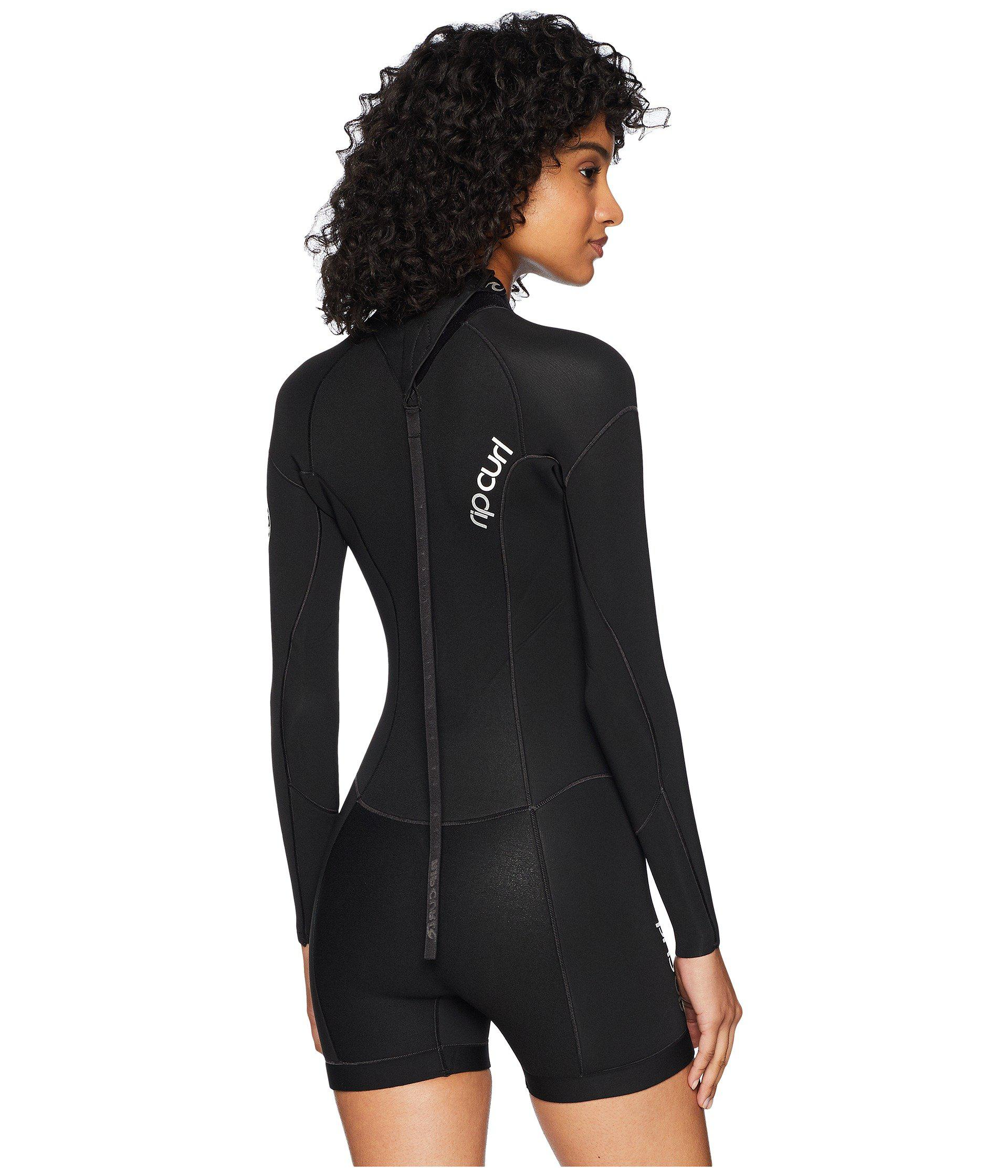 Lyst - Rip Curl D patrol 22 Long Sleeve Spring Suit (peach) Women s ... 23e722497
