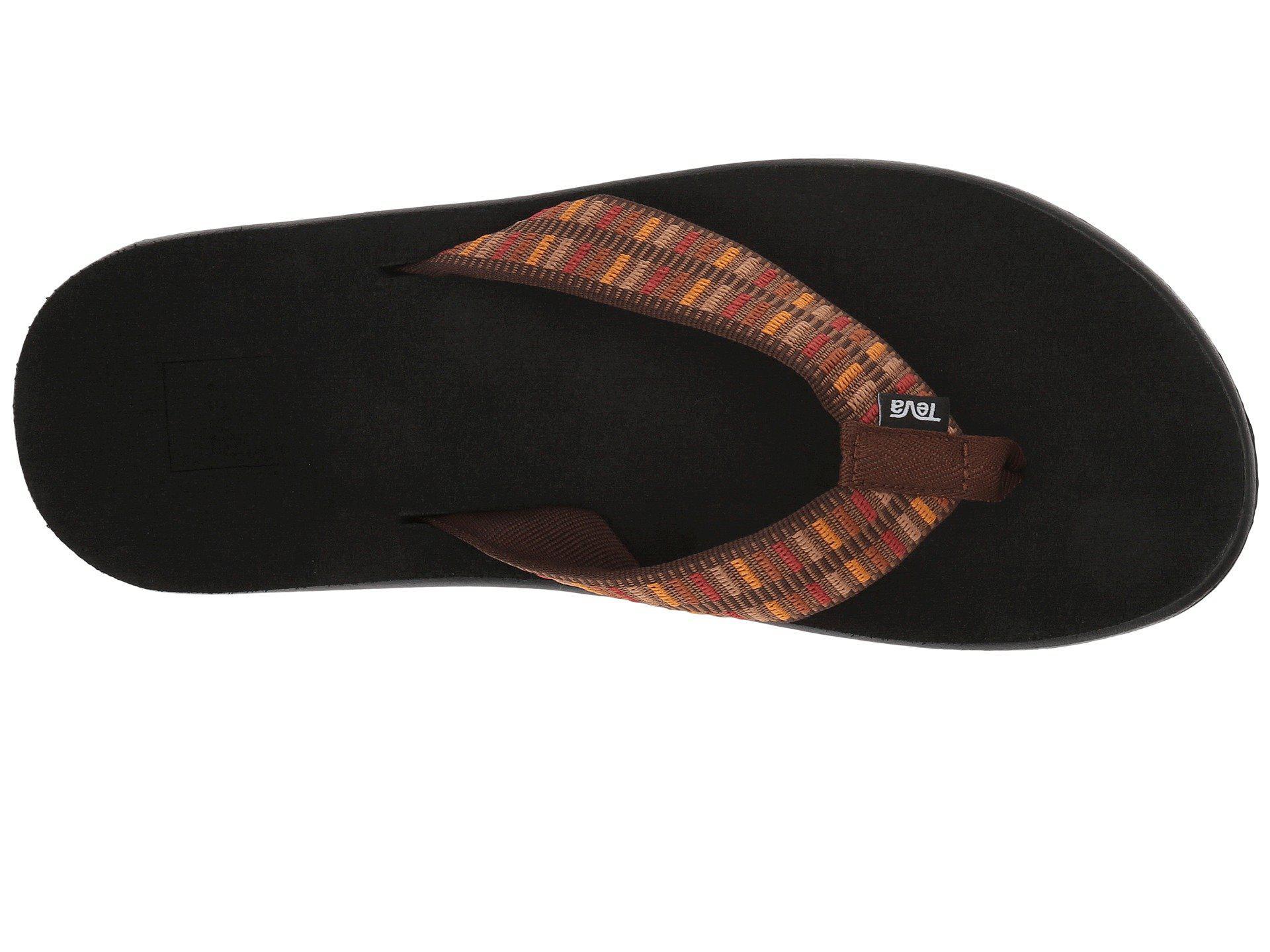 a574f5d35226 Teva - Multicolor Voya Flip (zook Black) Men s Sandals for Men - Lyst. View  fullscreen