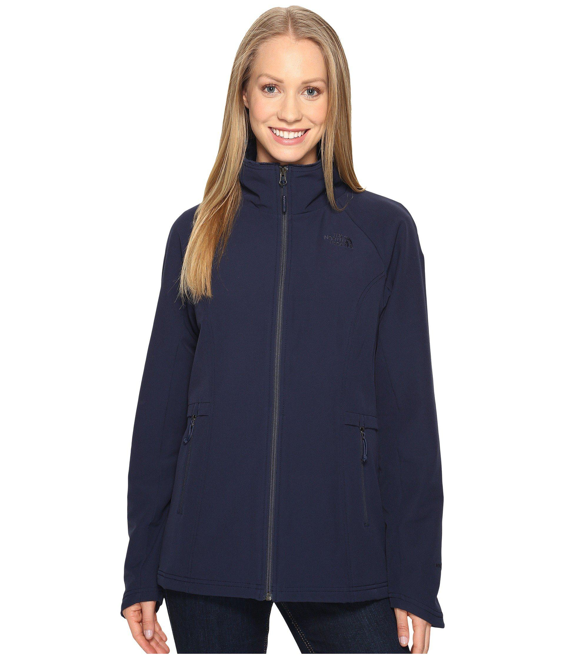f20f9c5fd4 Lyst - The North Face Lisie Raschel Jacket (cosmic Blue (prior ...