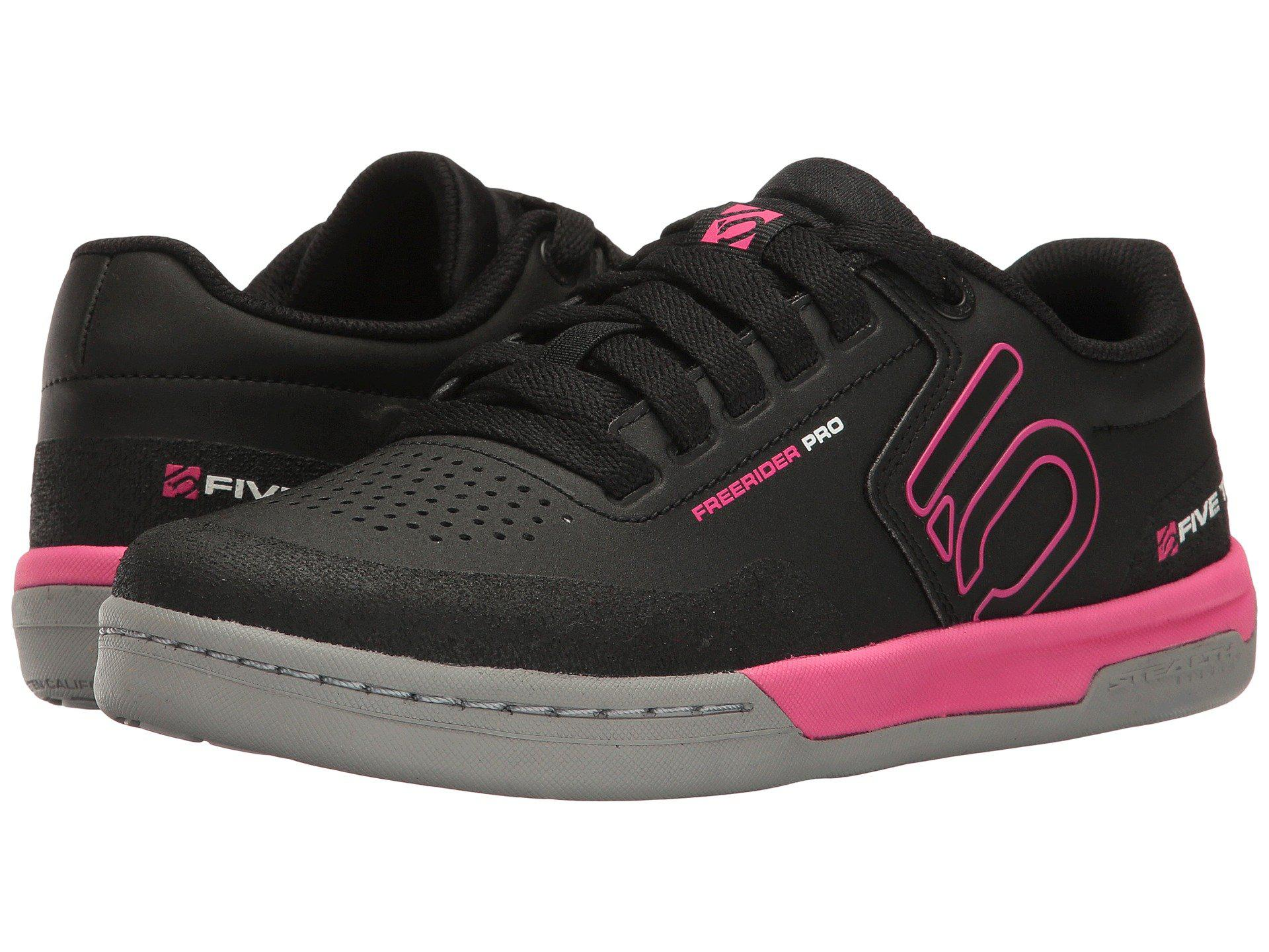 Lyst - Five Ten Freerider Pro (black pink) Women s Shoes f7f9c36e8d