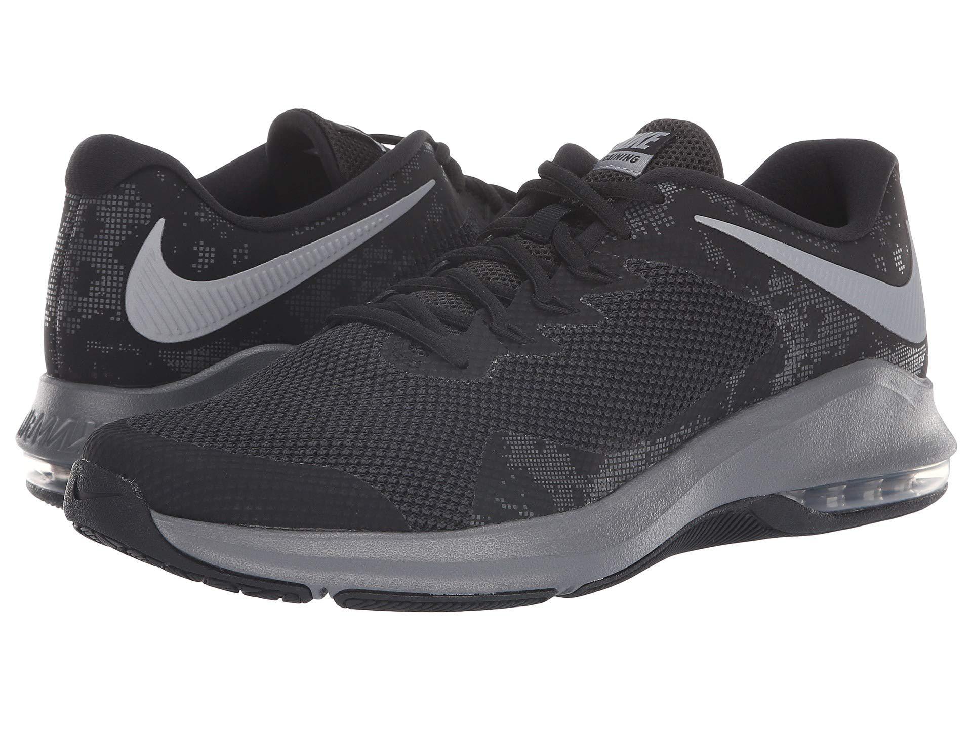fcbed75666 Nike Air Max Alpha Trainer (cool Grey/black) Men's Cross Training ...