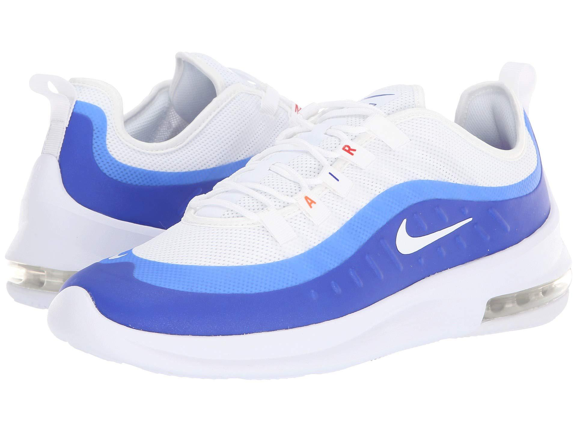 0c5e454ba4 Nike Air Max Axis Fitness Shoes in White for Men - Lyst