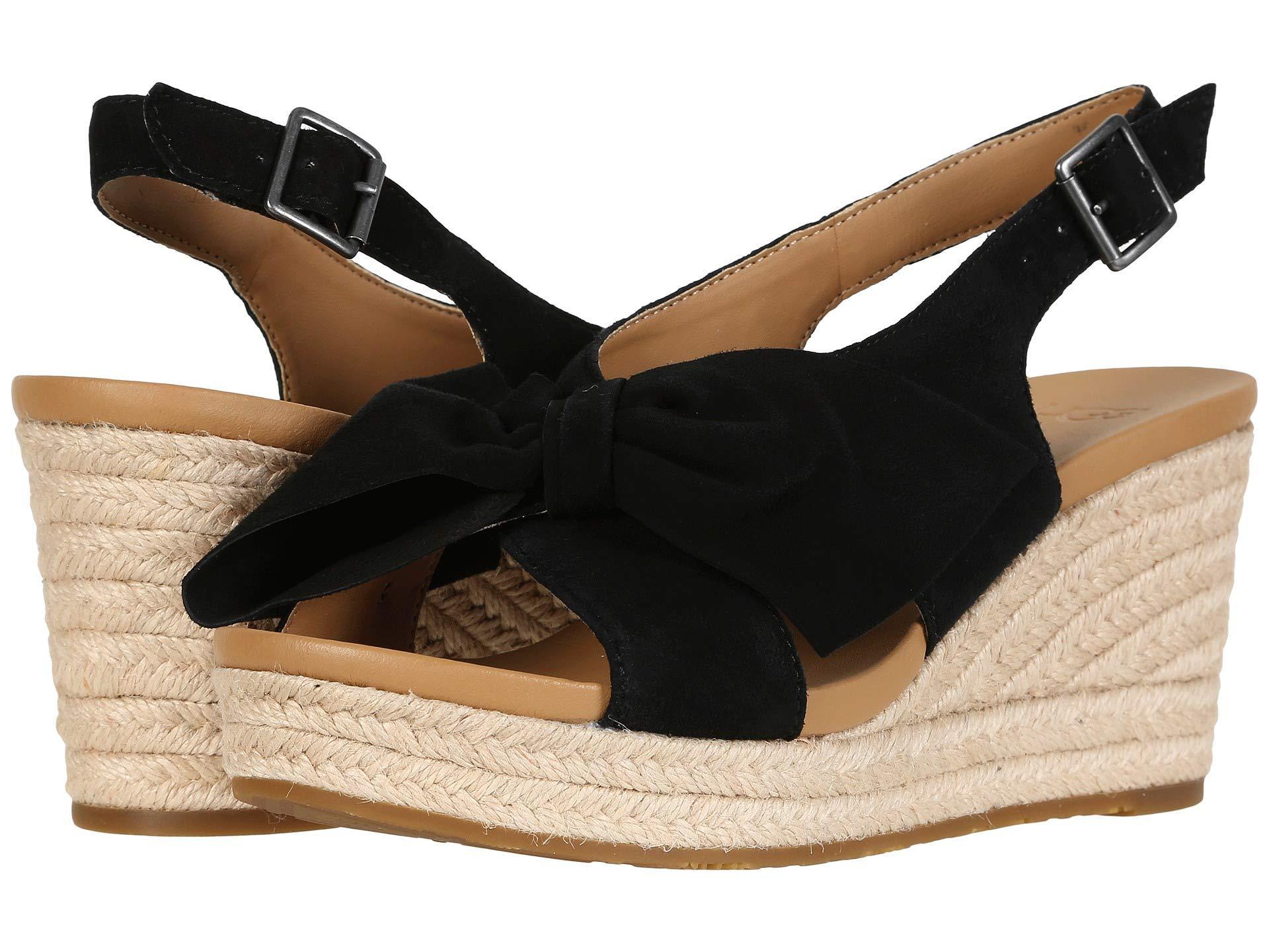 50692c91d76f Lyst - UGG Camilla (black) Women s Sandals in Black