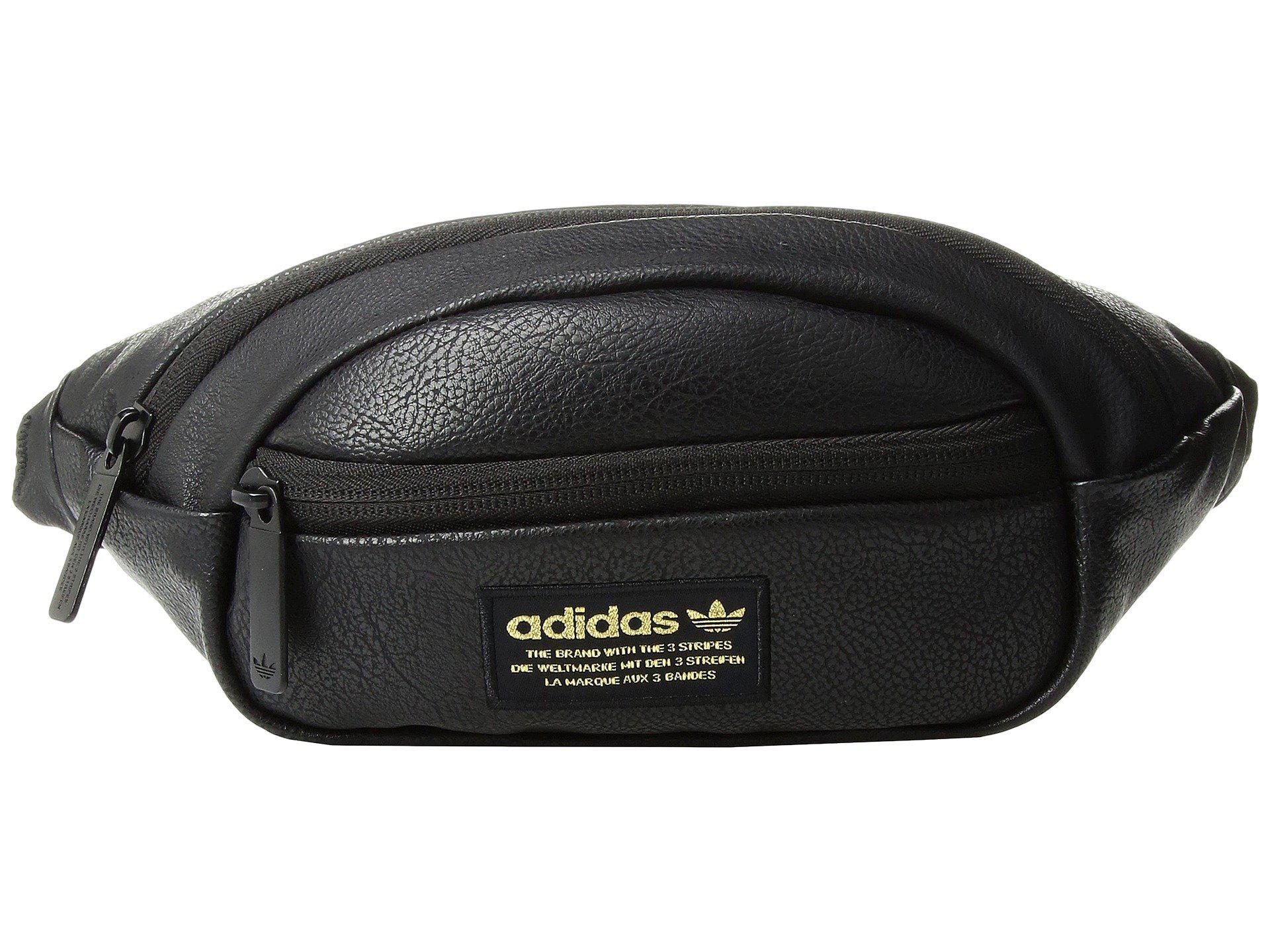 92e065fe4c Lyst - adidas Originals Originals National Waist Pack in Black