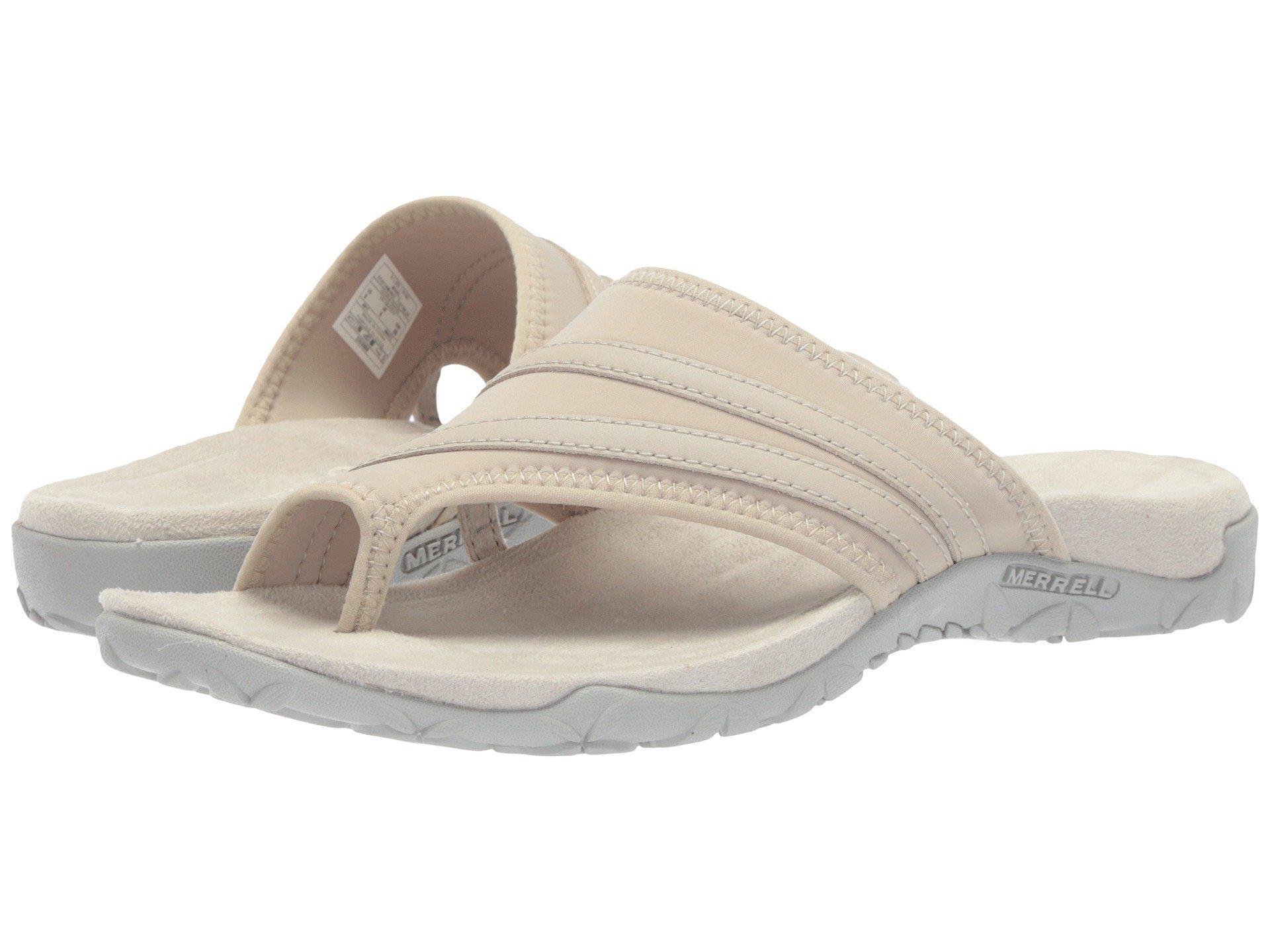 13b1f50592f5b1 Lyst - Merrell Terran Ari Wrap (black) Women s Shoes