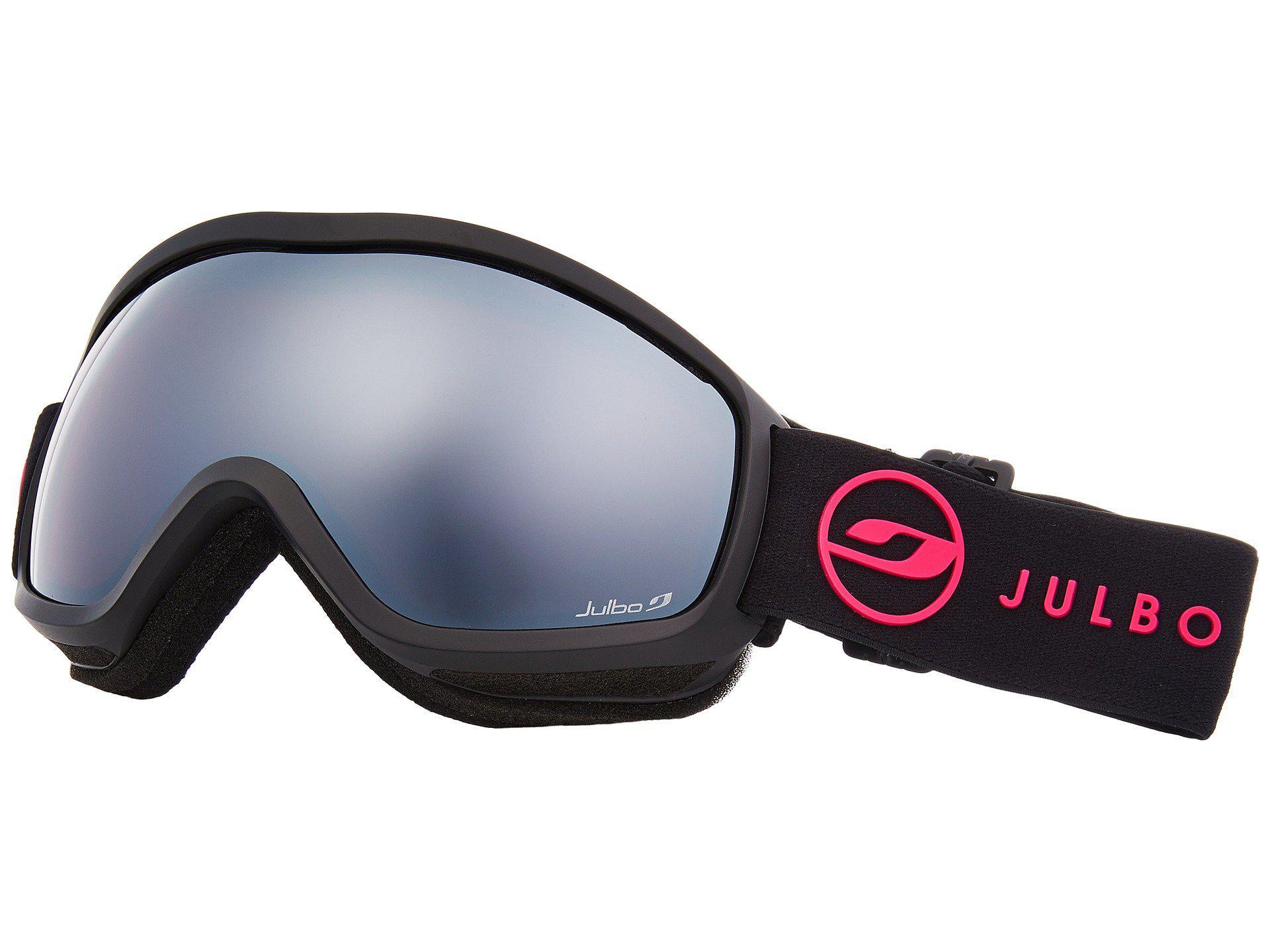 74a497a0fb6 Lyst - Julbo Eyewear Equinox (black With Spectron 3 Color Flash Lens ...
