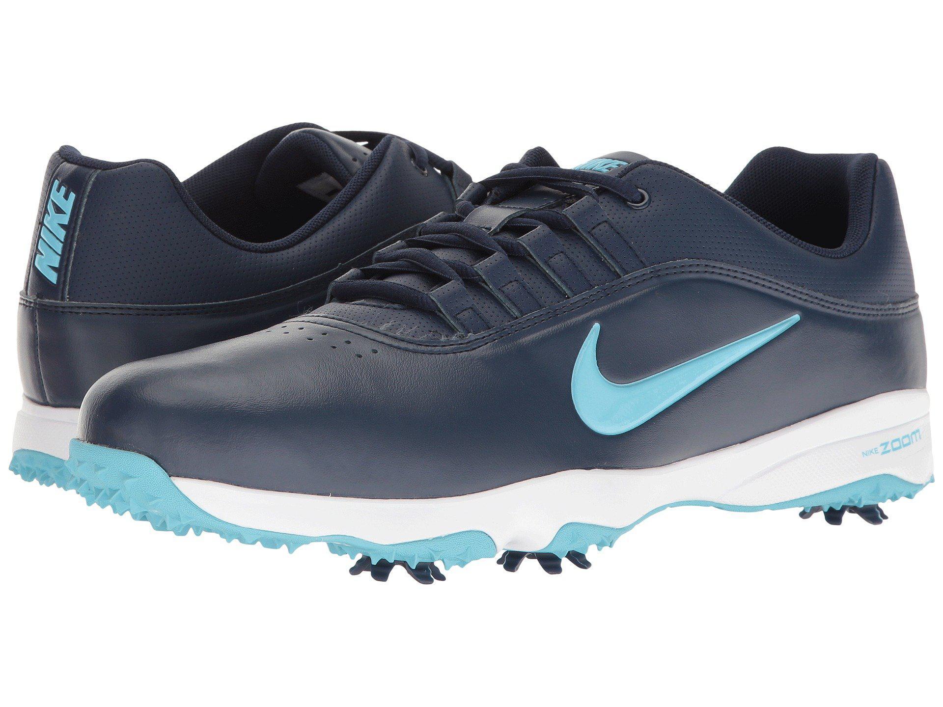 Nike. Men's Blue Air Zoom Rival 5