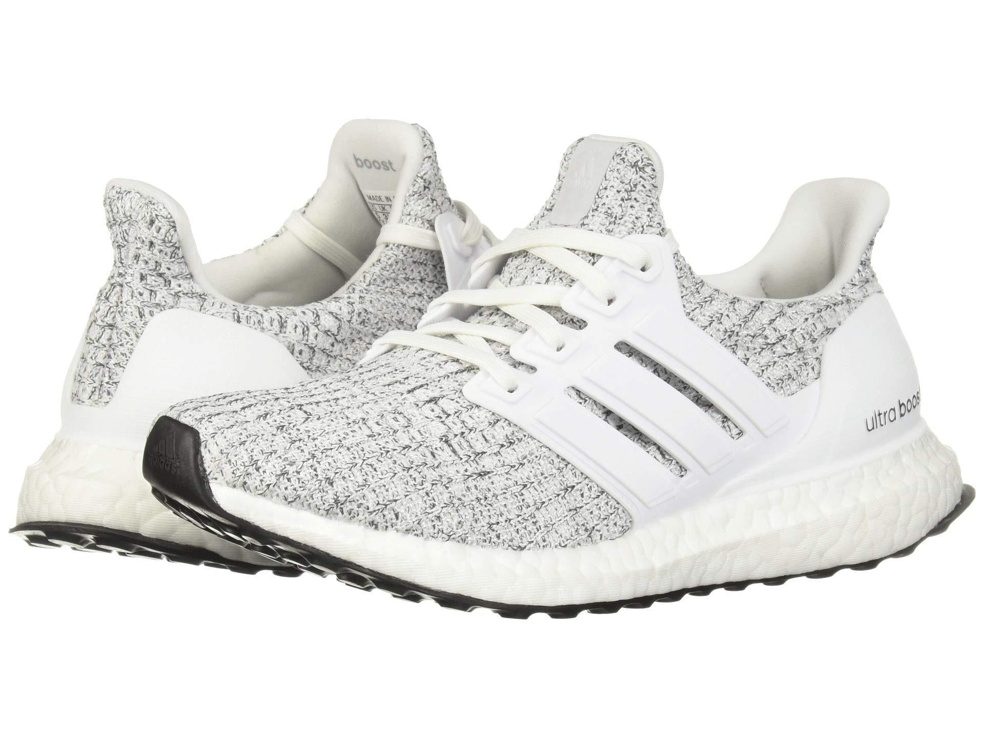 half off 03c9d 1de6c adidas Originals. White Ultraboost (ash Pearlash Pearl) Womens Running  Shoes