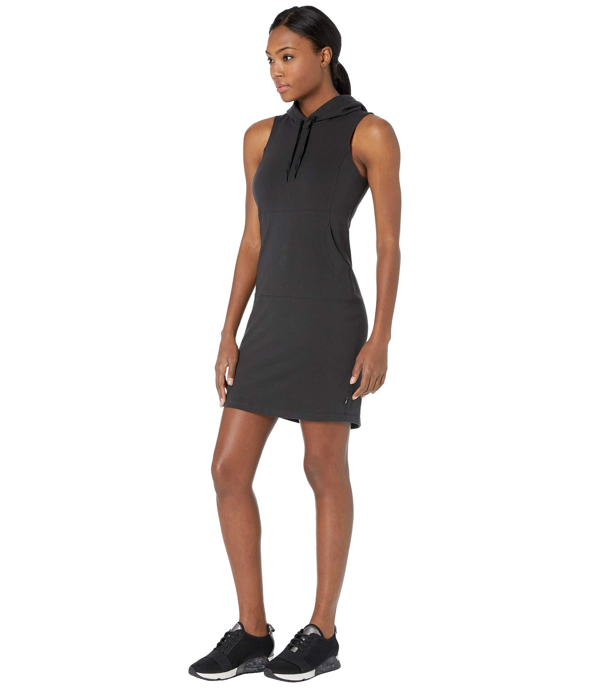 acb79051a Lyst - The North Face Bayocean Sleeveless Hooded Dress (blue Wing ...