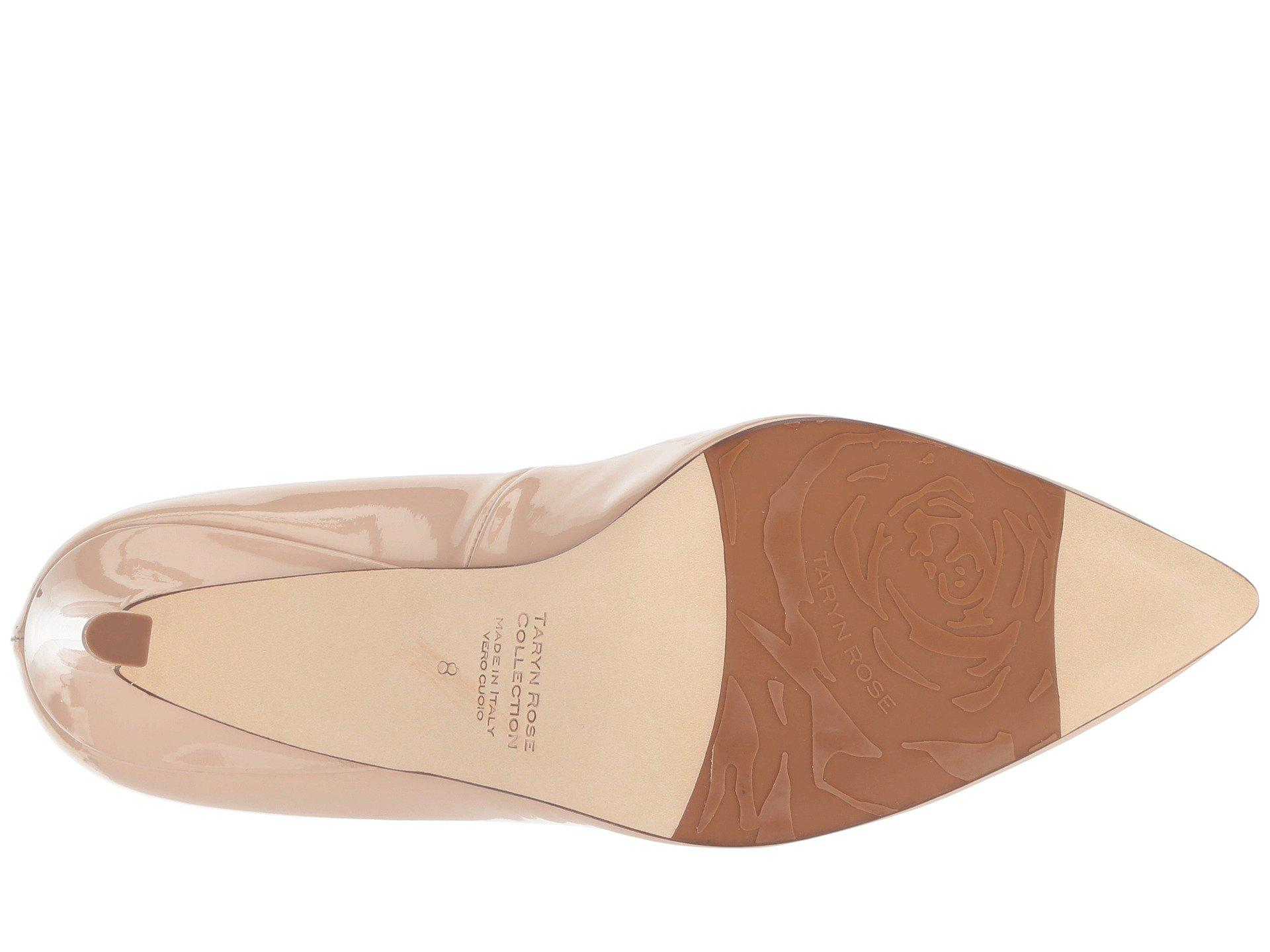 af329c2b90a2 Lyst Taryn Rose Gabriela Patent Women S Shoes In Natural