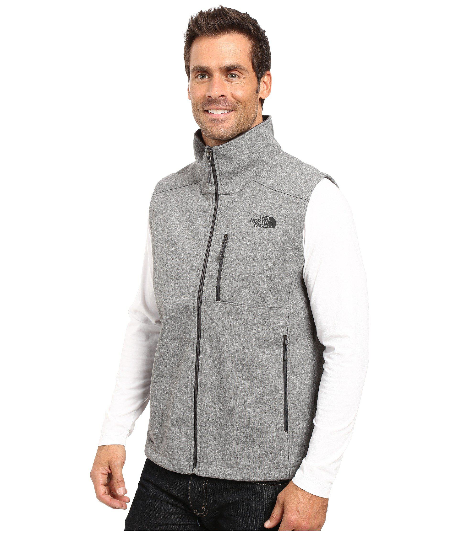 be035ca0a2a Lyst - The North Face Apex Bionic 2 Vest (tnf Black) Men s Vest in Gray for  Men