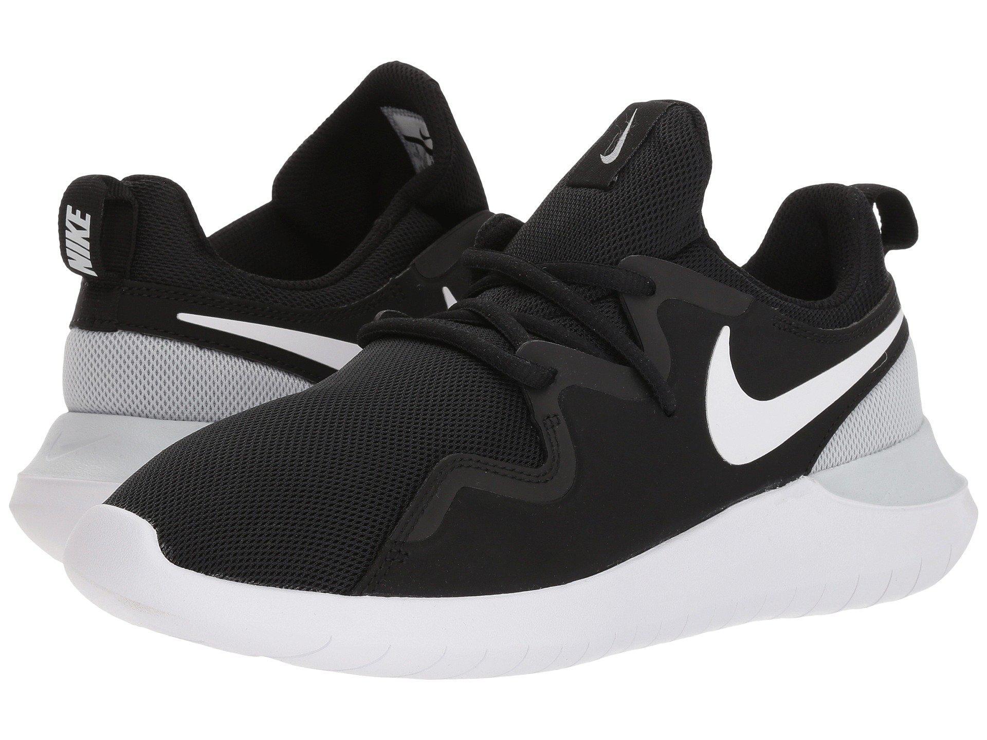 best service ba89b 34d89 Nike Tessen (black white pure Platinum) Women s Shoes in Black - Lyst