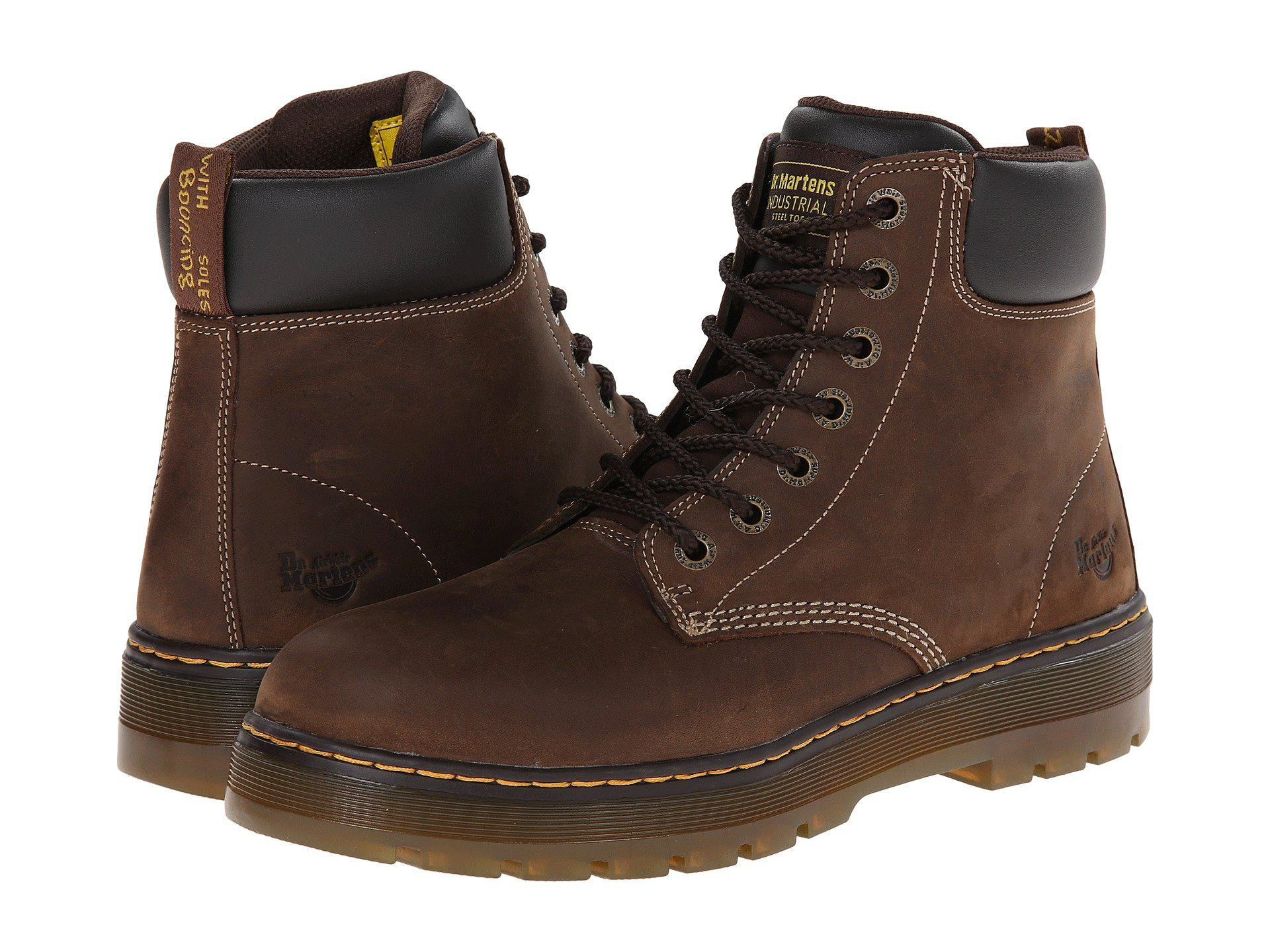914e558bbc2 Lyst - Dr. Martens Winch St. in Brown for Men - Save 7%