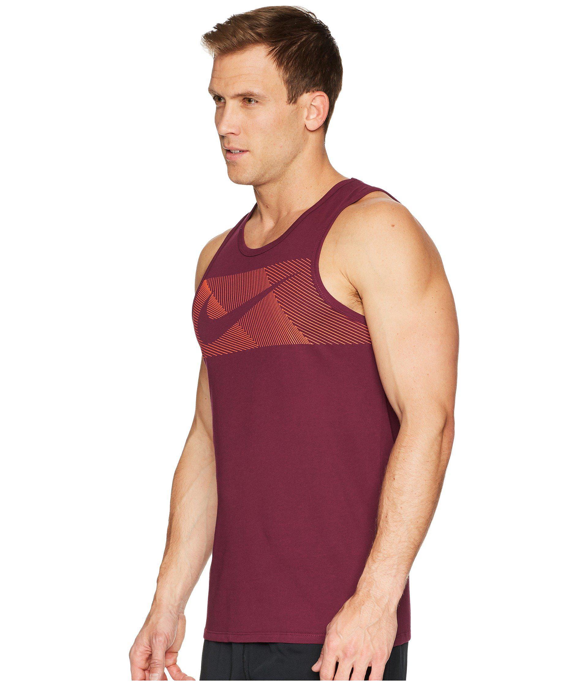 8a3f4b3a398d58 Nike Sleeveless Shirt Cotton - BCD Tofu House