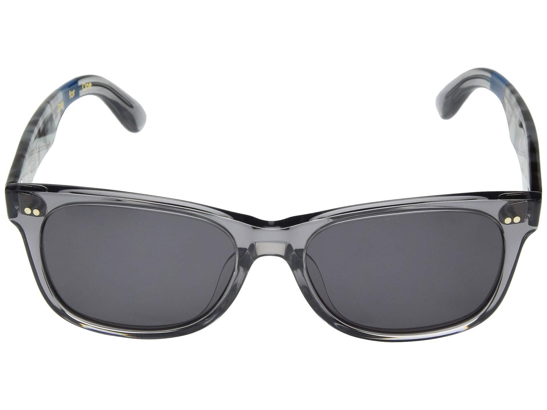 739db66e2c Lyst - TOMS Beachmaster 301 (smoke Grey Crystal) Fashion Sunglasses ...