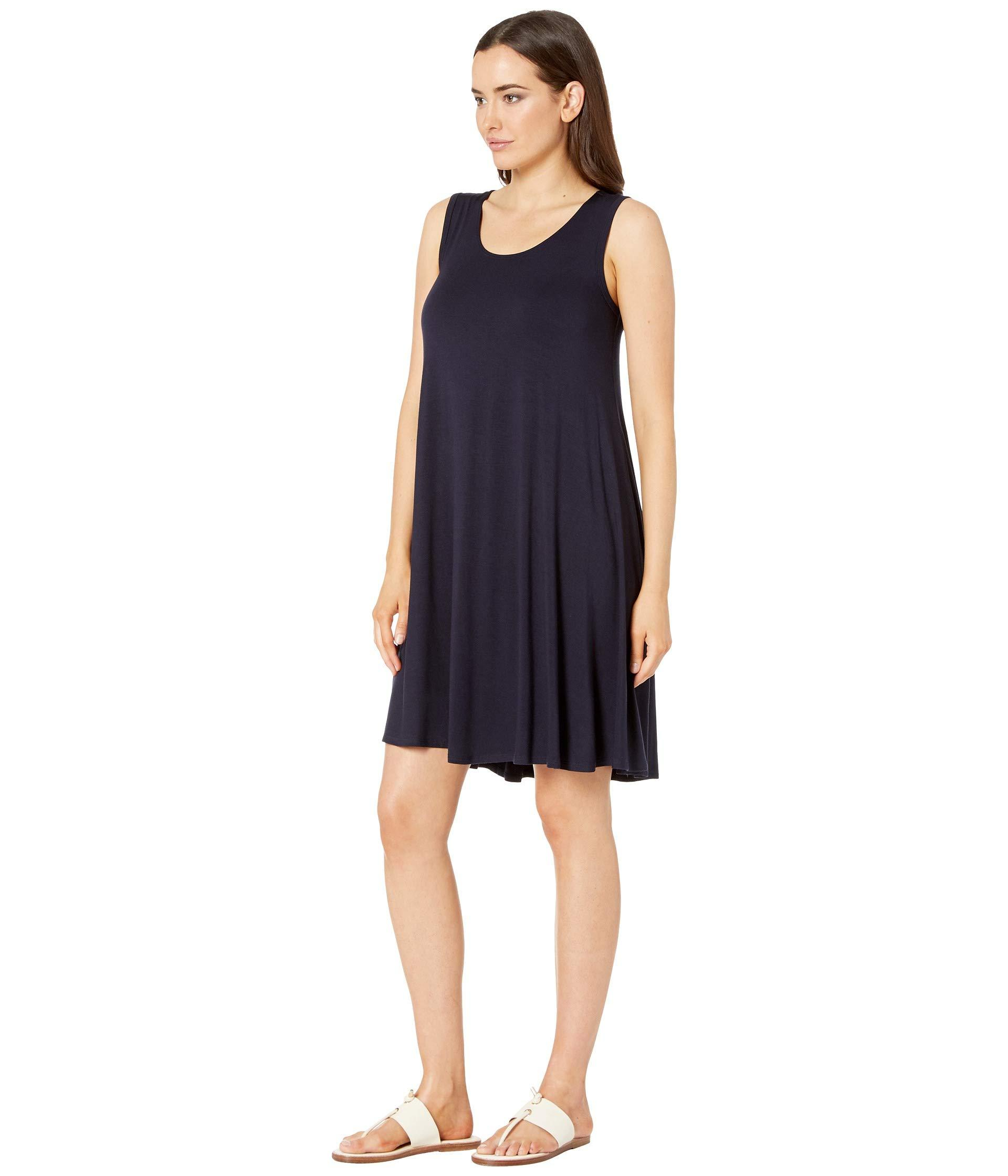 54b5b0604f8 Lyst - Karen Kane Maggie Trapeze Dress (navy) Women s Dress in Blue