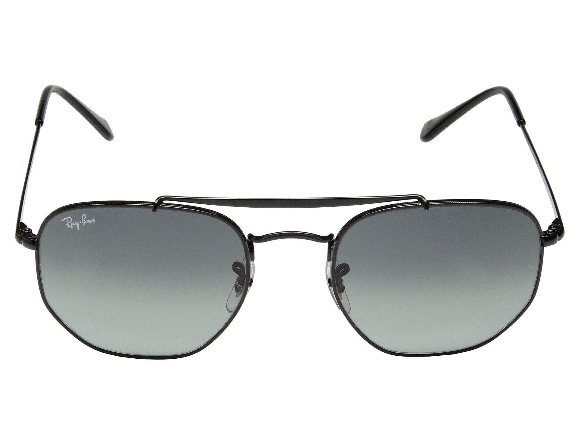 f8cefed448 Ray-Ban - Multicolor Rb3648 Marshall 54mm (black grey Gradient) Fashion  Sunglasses. View fullscreen