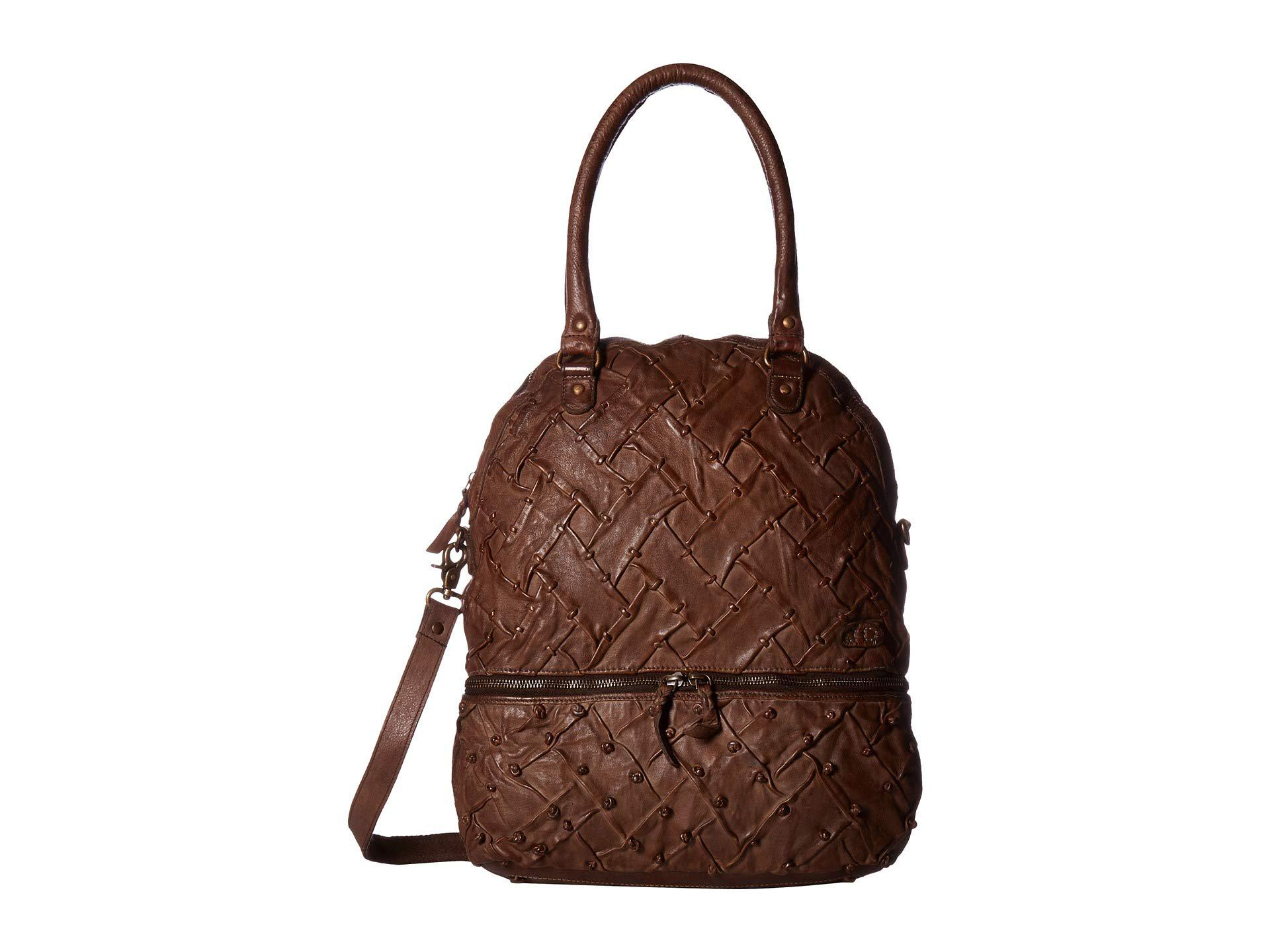 be3c070a54 Lyst - Bed Stu Chrissy (olive Rustic) Handbags in Brown