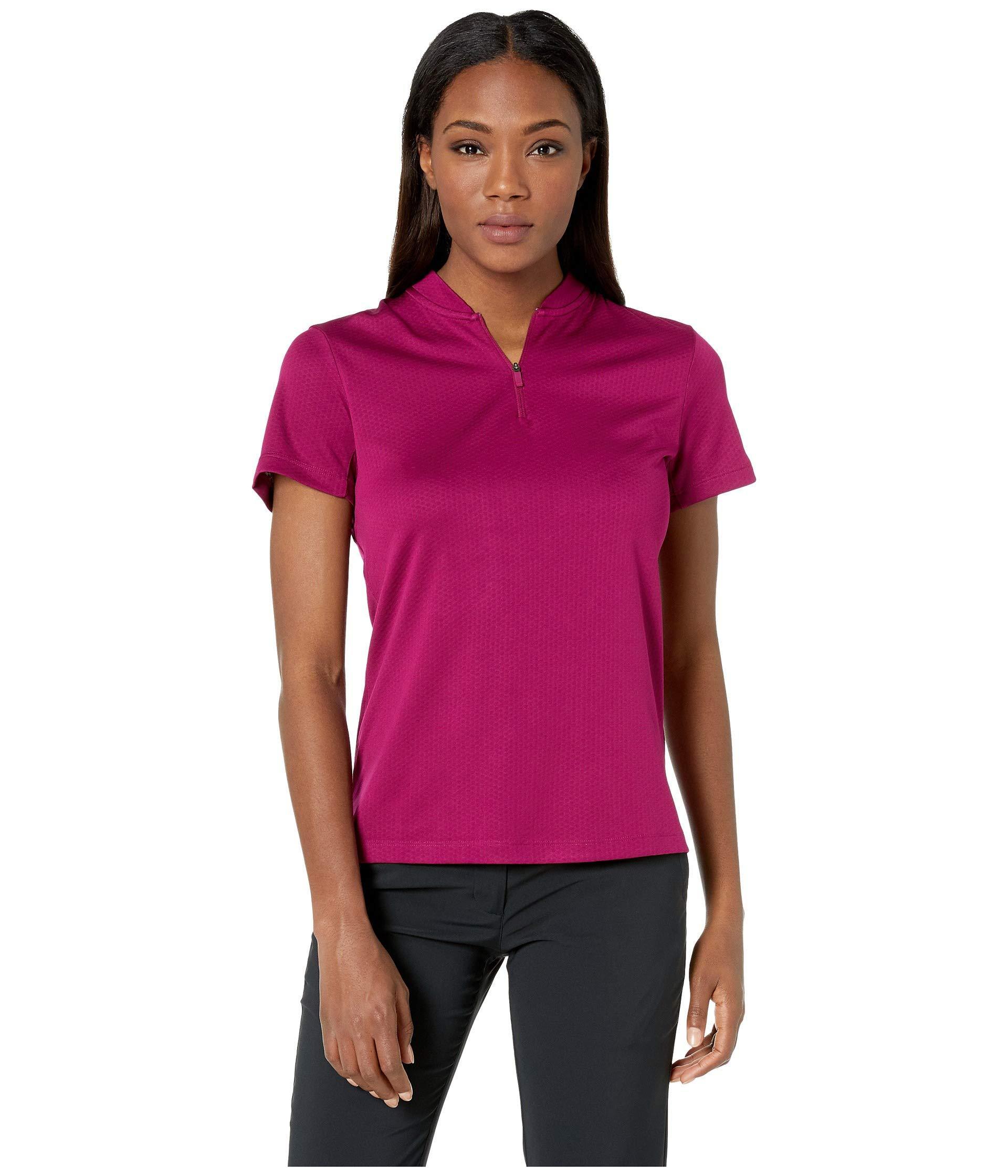 20b84390 Nike Long Sleeve Polo Shirts Womens