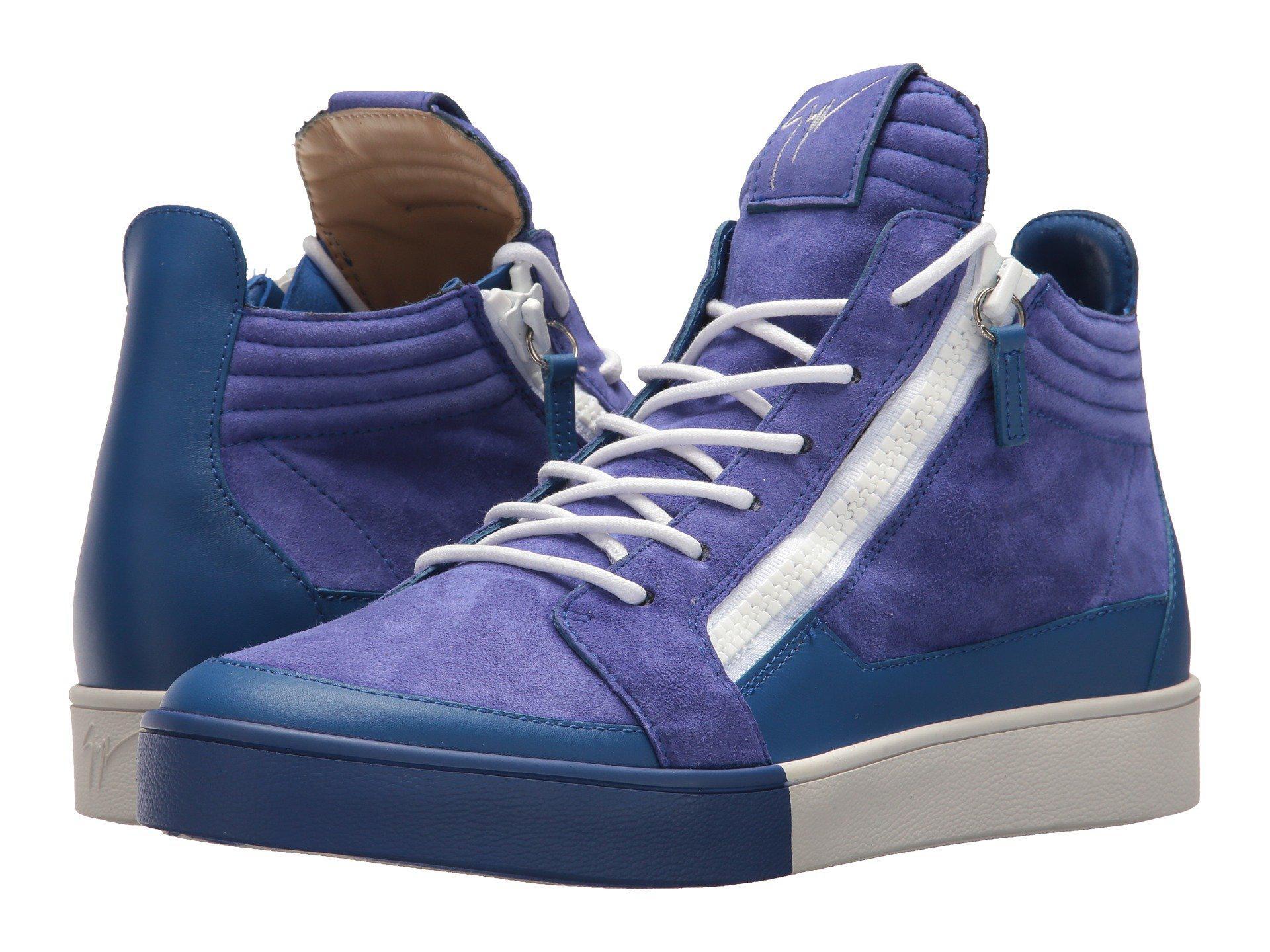 Giuseppe Zanotti Brek Mid Top Sneaker