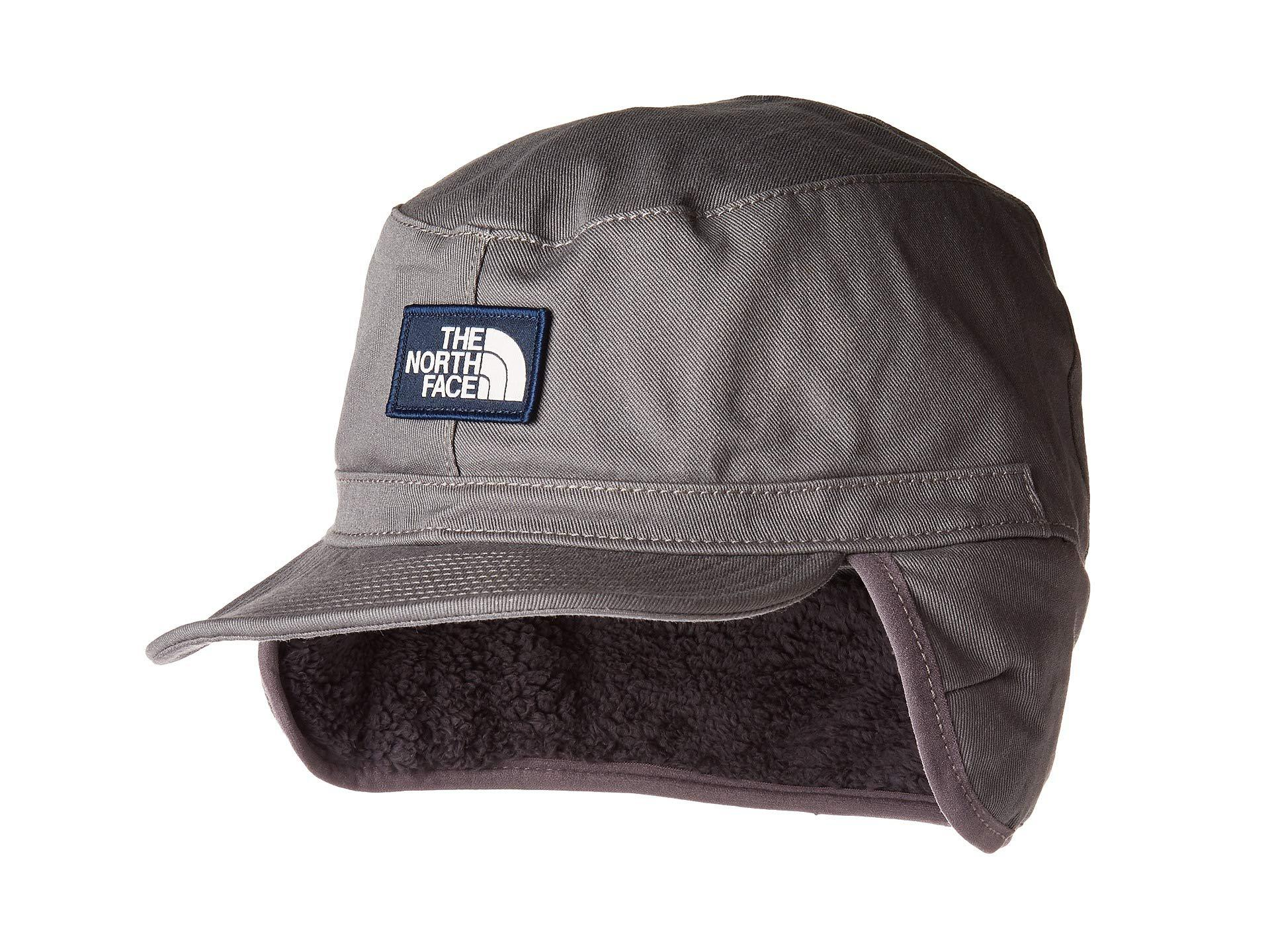 574c4b22bf0 Lyst - The North Face Campshire Earflap Cap (cargo Khaki) Caps in ...
