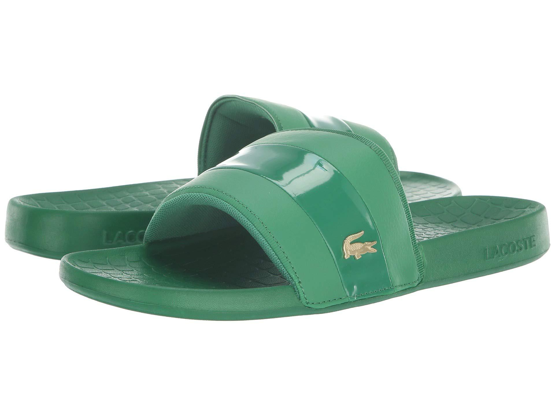 0082697850c39 Lacoste - Fraisier 118 1 U (green gold) Men s Shoes for Men -. View  fullscreen