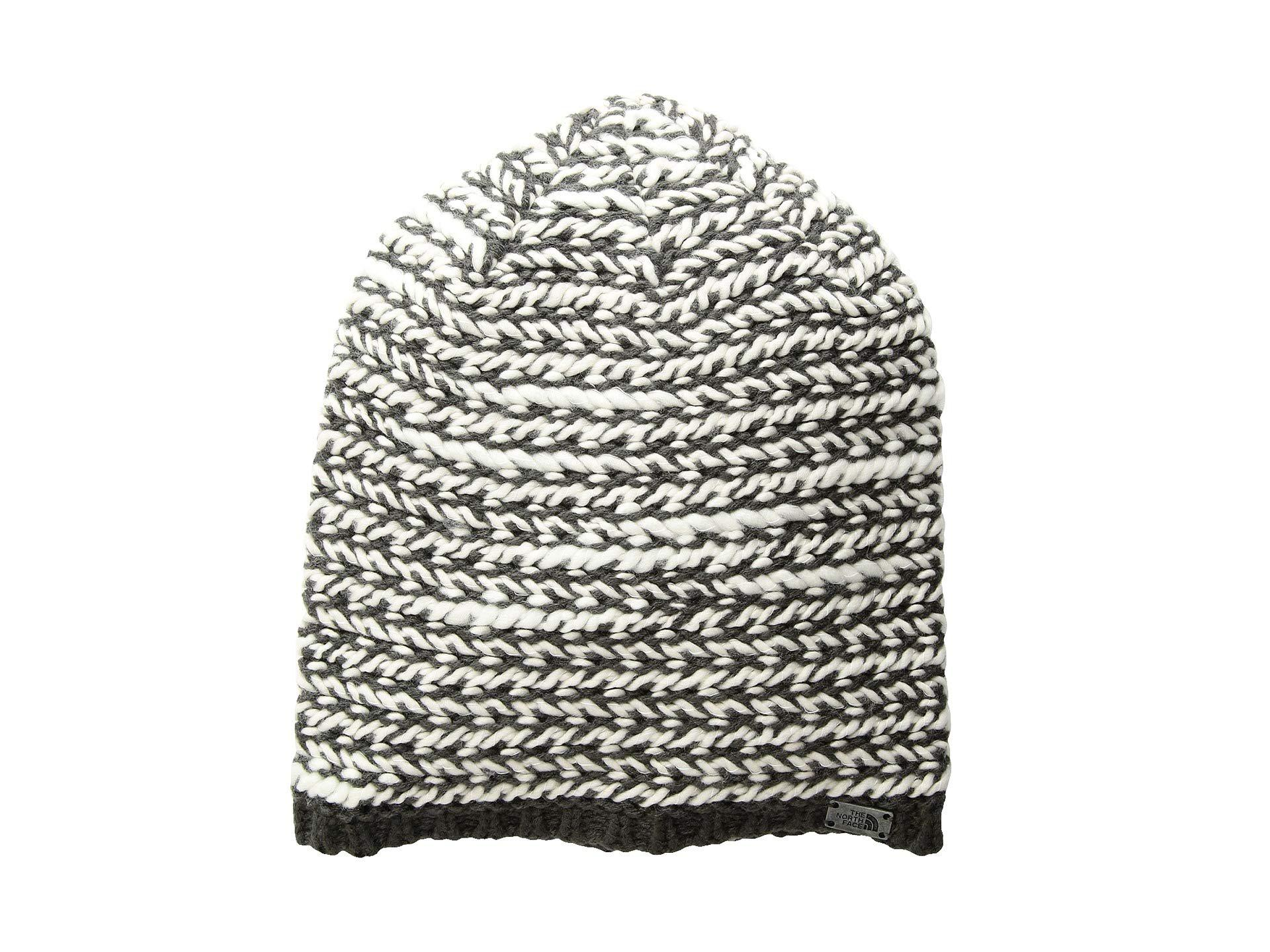 94a17909cc1 Lyst - The North Face Kaylinda Beanie (fig faded Rose) Beanies in White