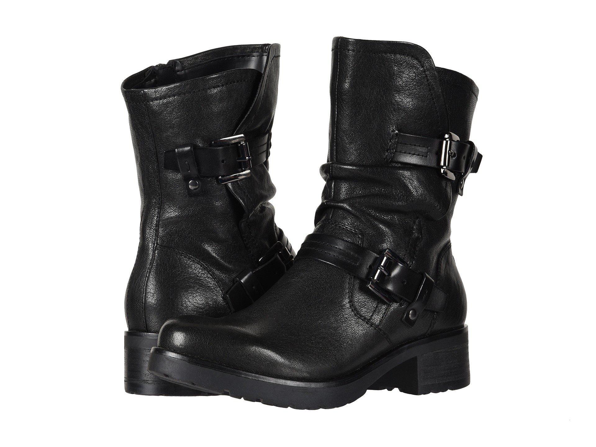 0aabb0e6b0c Lyst - Earth Talus (almond Soft Calf) Women s Boots in Black