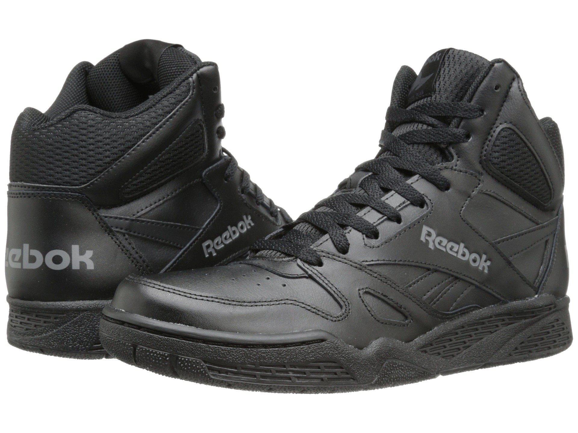 a13acb87616 Lyst - Reebok Royal Bb4500 Hi (black shark) Men s Basketball Shoes ...
