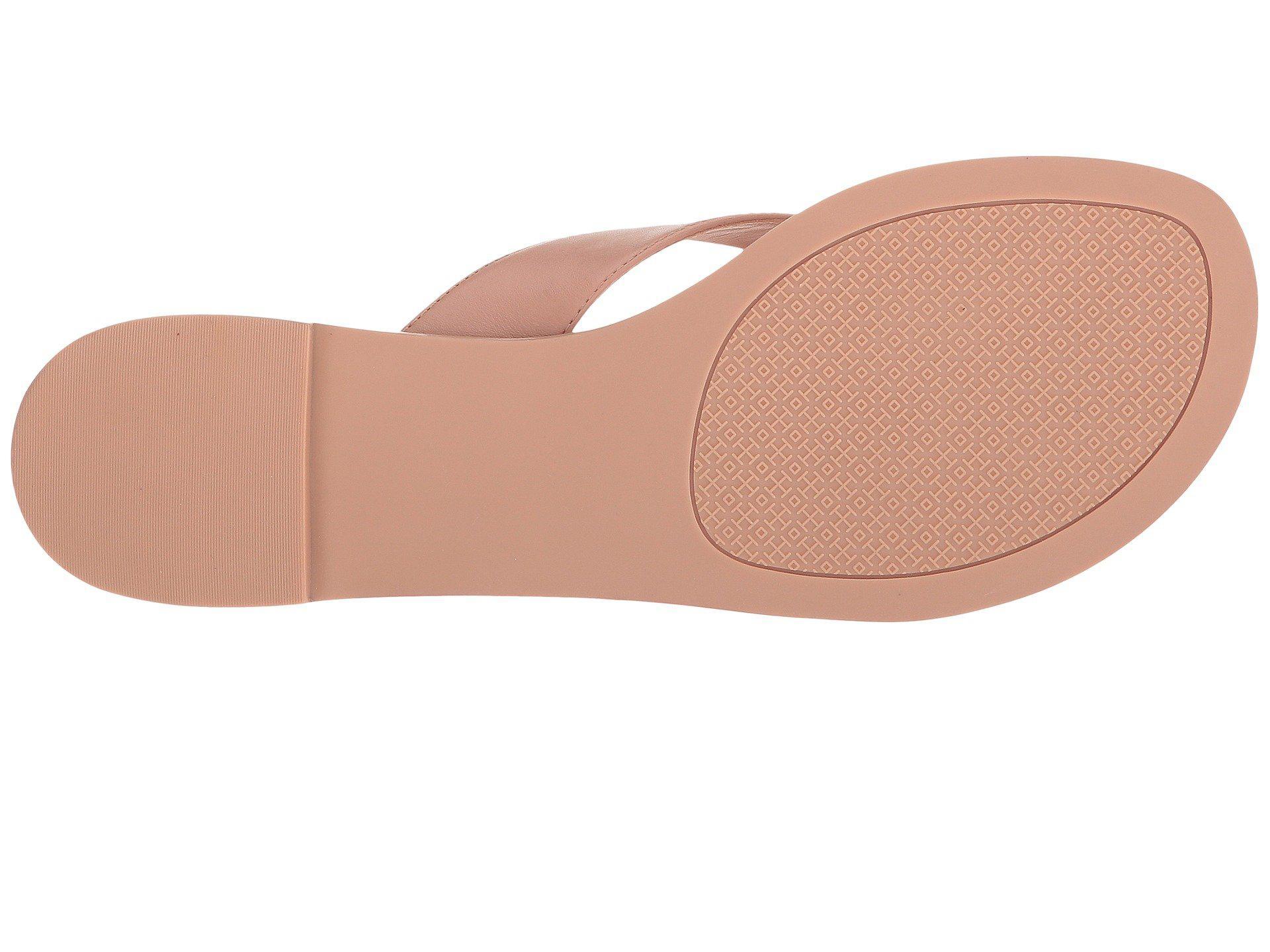 2bff37583 Tory Burch - Multicolor Monroe Thong Sandal (light Makeup) Women s Sandals  - Lyst. View fullscreen