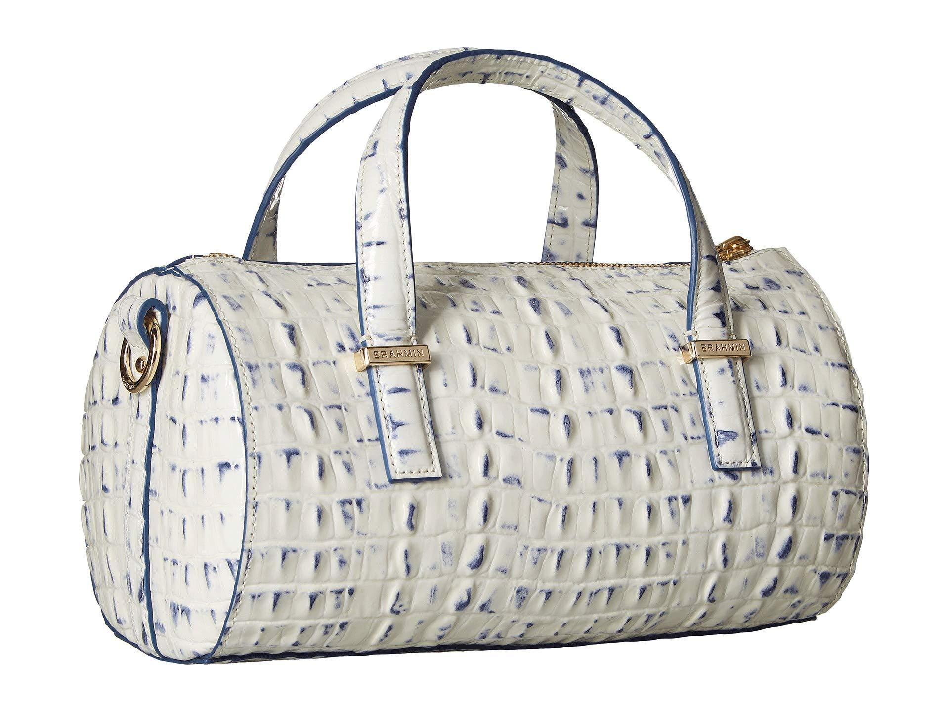 20ebf09012fc Brahmin - Multicolor La Scala Claire Crossbody (marina) Cross Body Handbags  - Lyst. View fullscreen