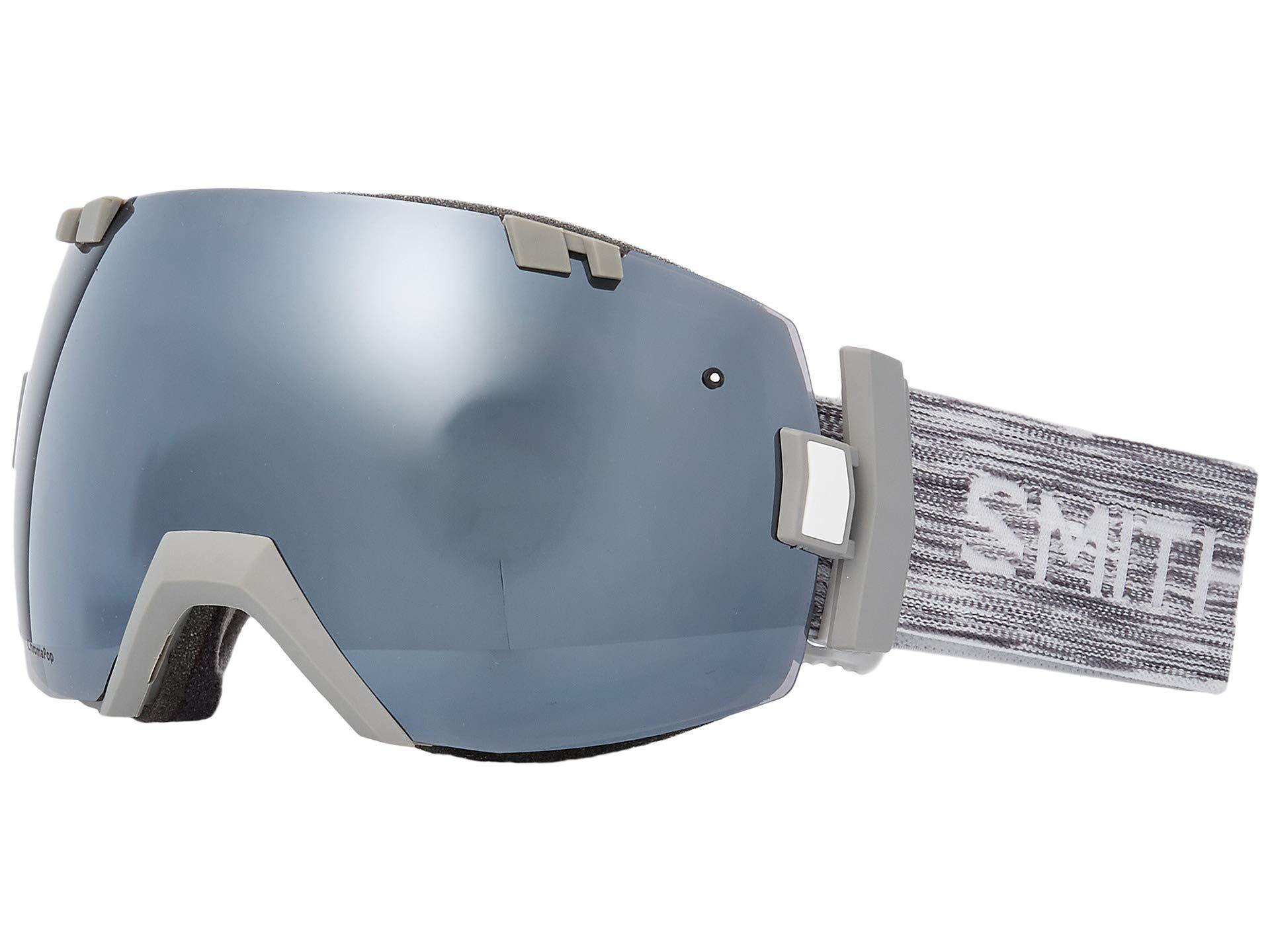 65e5b26f111 Lyst - Smith Optics I ox (cloud Grey chromapop Sun Platinum Mirror ...
