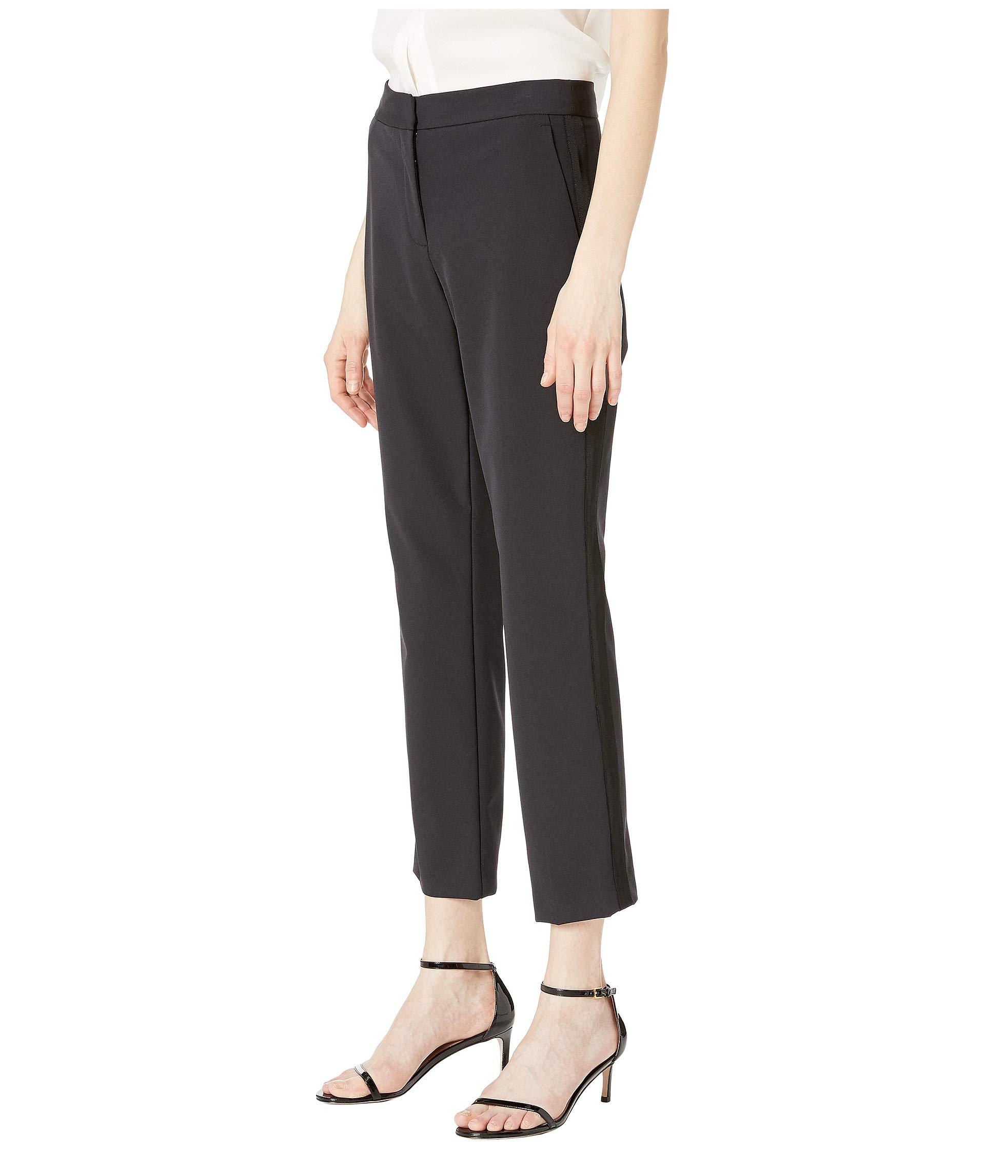 463a3aa6c6cd05 Lyst - Rebecca Taylor Audra Pants (black) Women's Casual Pants in Black