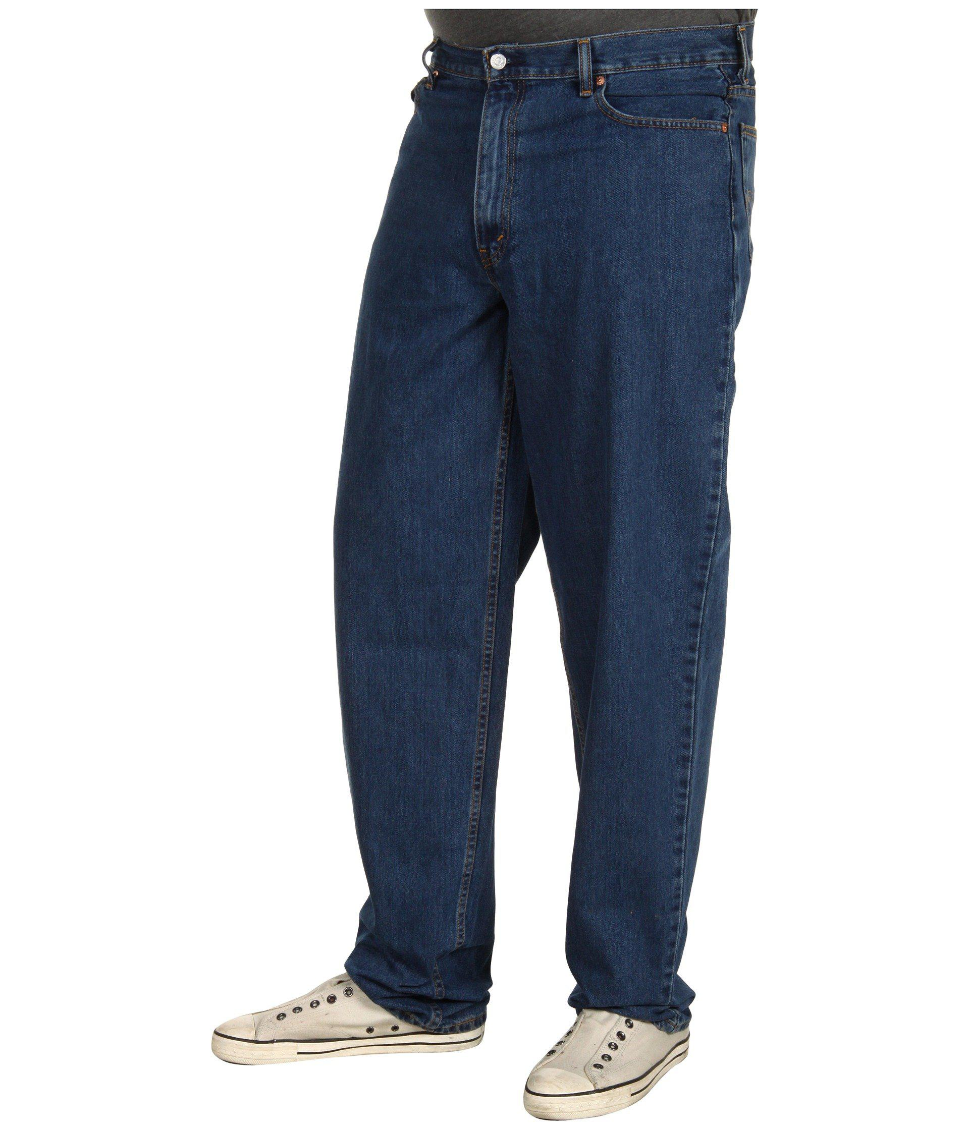 ec1b7a0e Lyst - Levi's Levi's(r) Big & Tall Big Tall 560tm Comfort Fit (medium  Stonewash) Men's Jeans in Blue for Men
