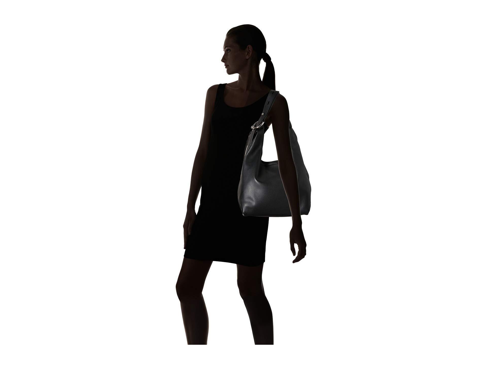 4d01764e0d0 Rebecca Minkoff - Karlie Hobo (black) Hobo Handbags - Lyst. View fullscreen
