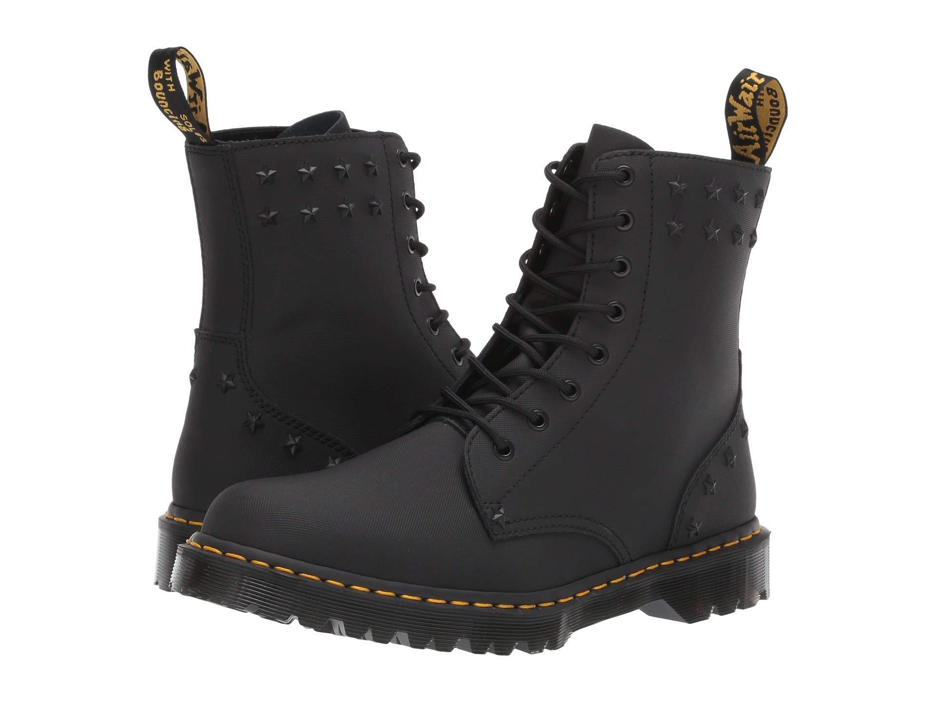 5d223a8025a Lyst - Dr. Martens 1460 Ben (black) Boots in Black