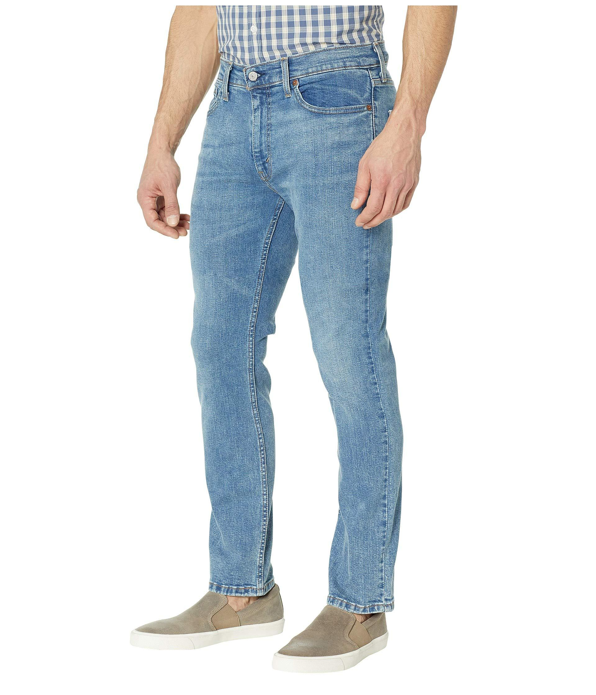 2cc20dd4bb6 Lyst - Levi's Levi's(r) Mens 511tm Slim (new Khaki 3d) Men's Jeans in Blue  for Men